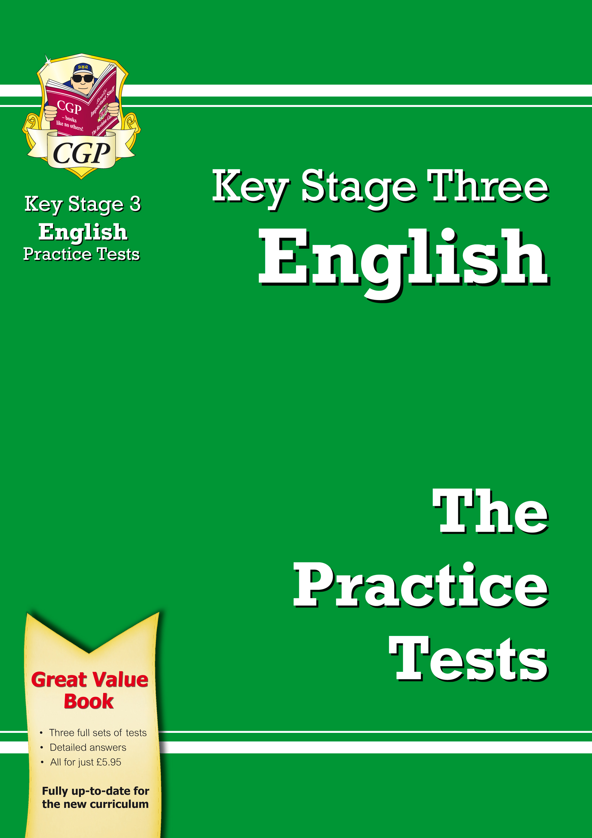 EHB33 - KS3 English Practice Tests