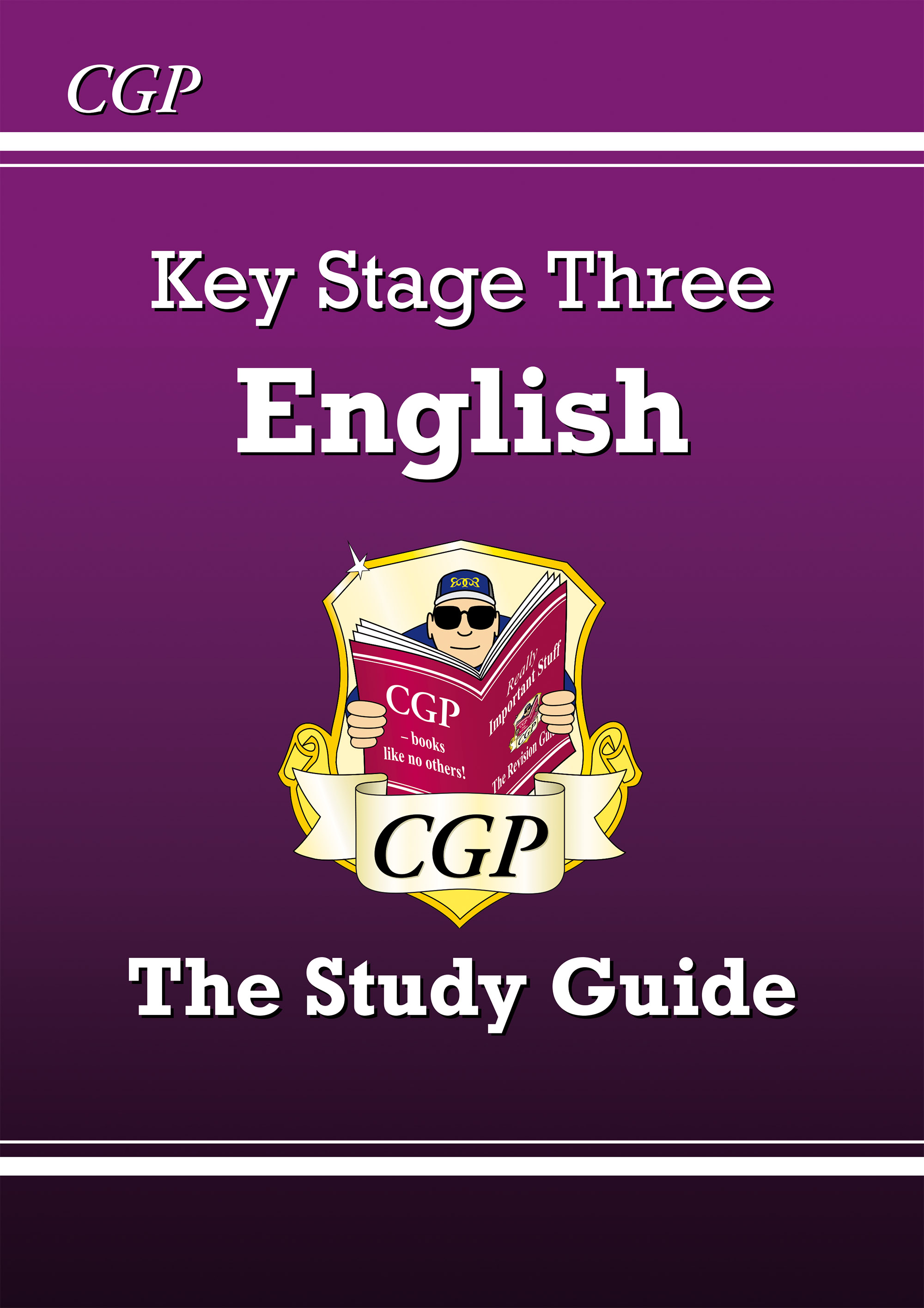 EHR35D - KS3 English Study Guide Online Edition