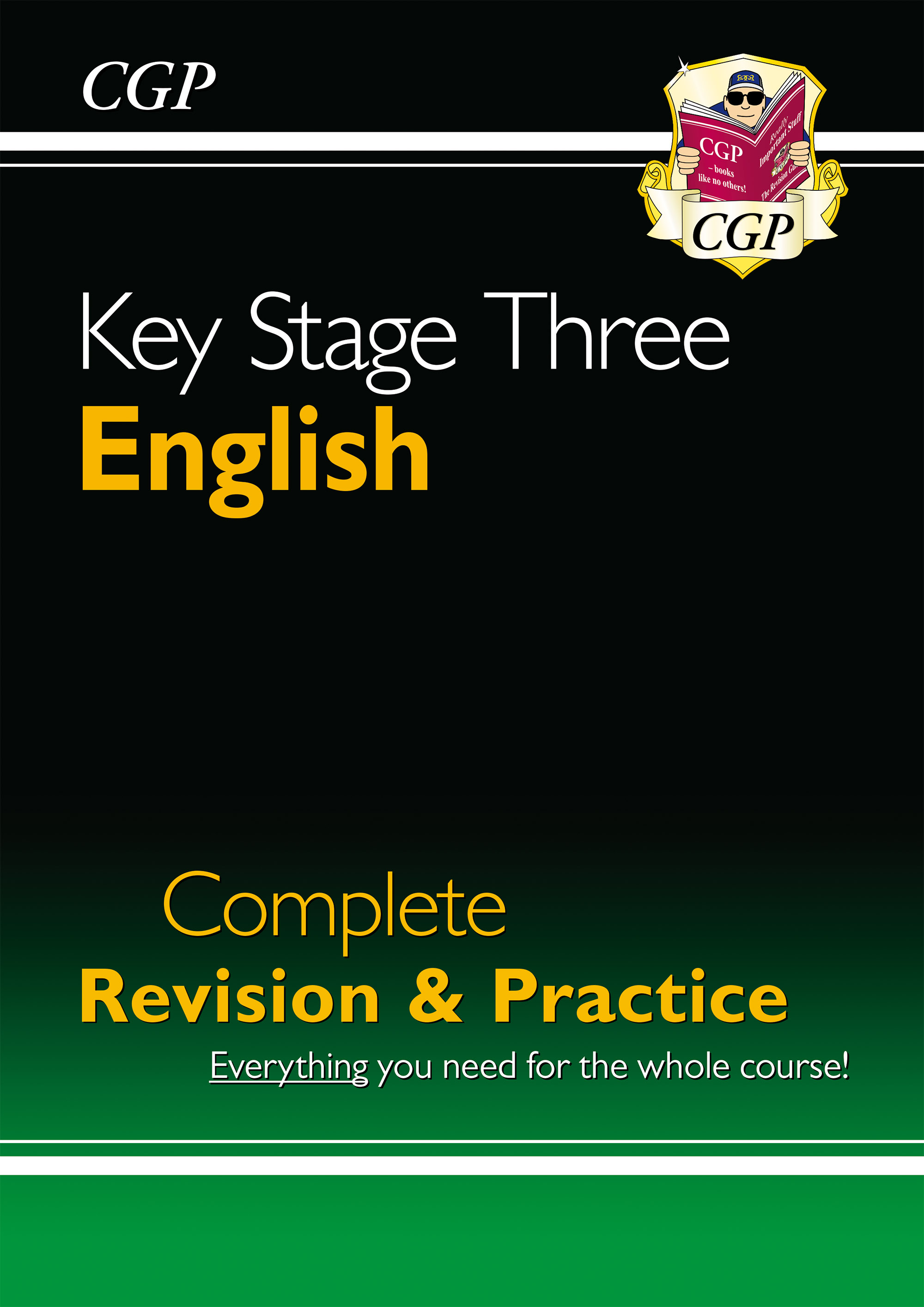 EHS36DK - New KS3 English Complete Study & Practice