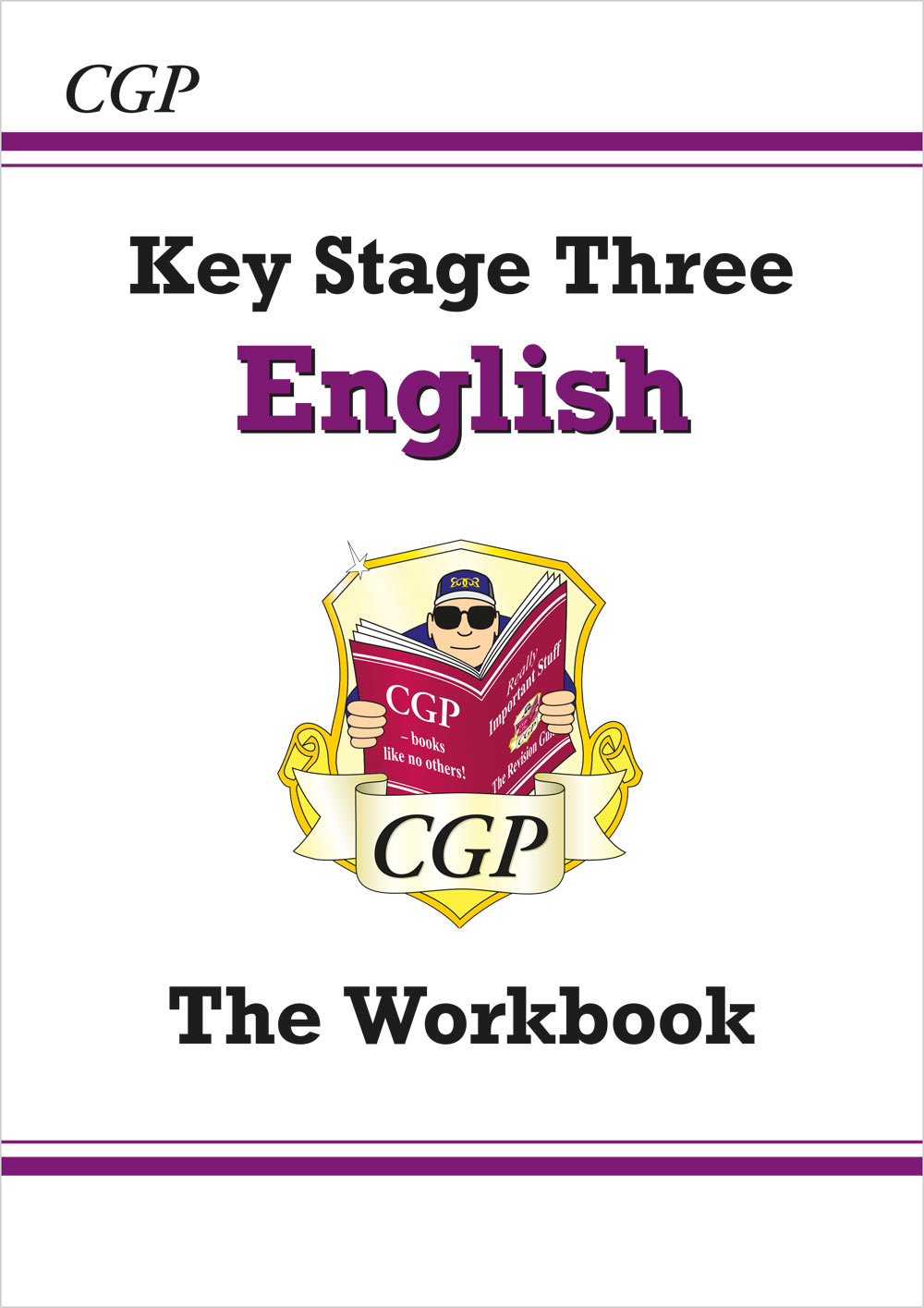 EHW35 - KS3 English Workbook