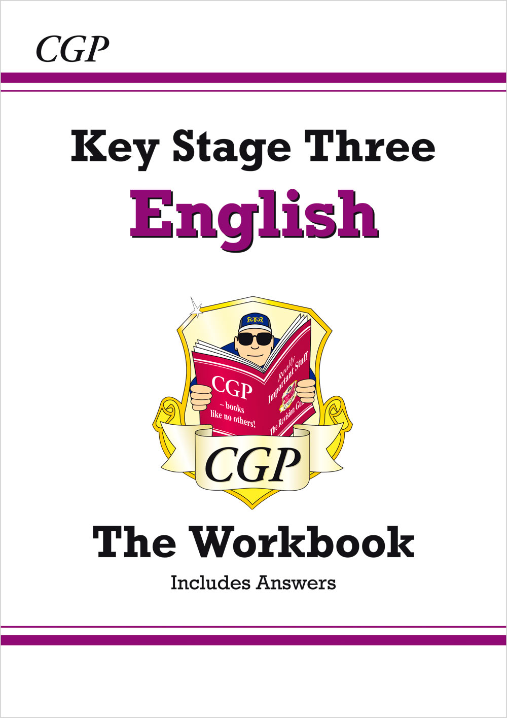 EHW35B - KS3 English Workbook (with answers)