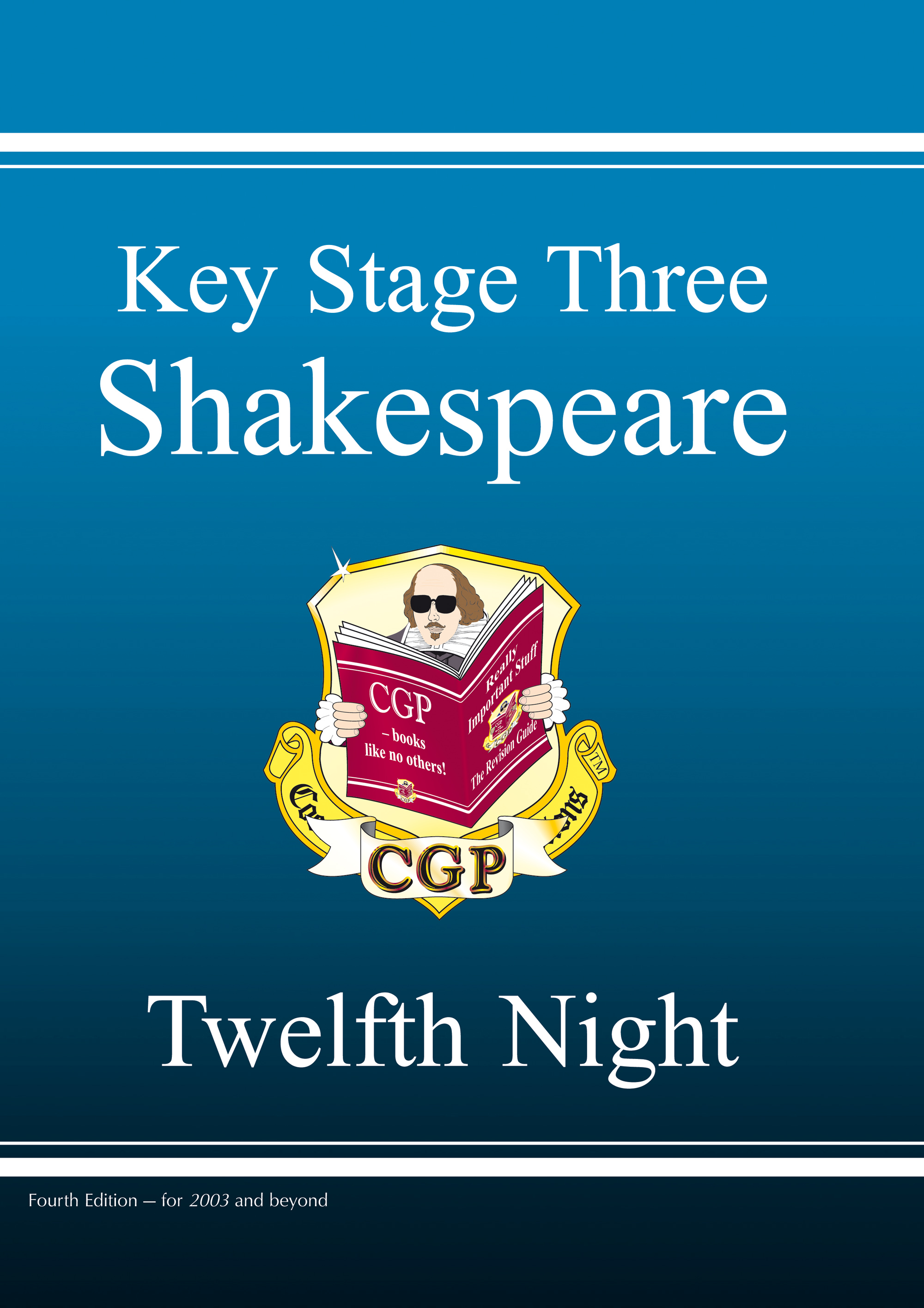 ESK30 - KS3 English Shakespeare Text Guide - Twelfth Night