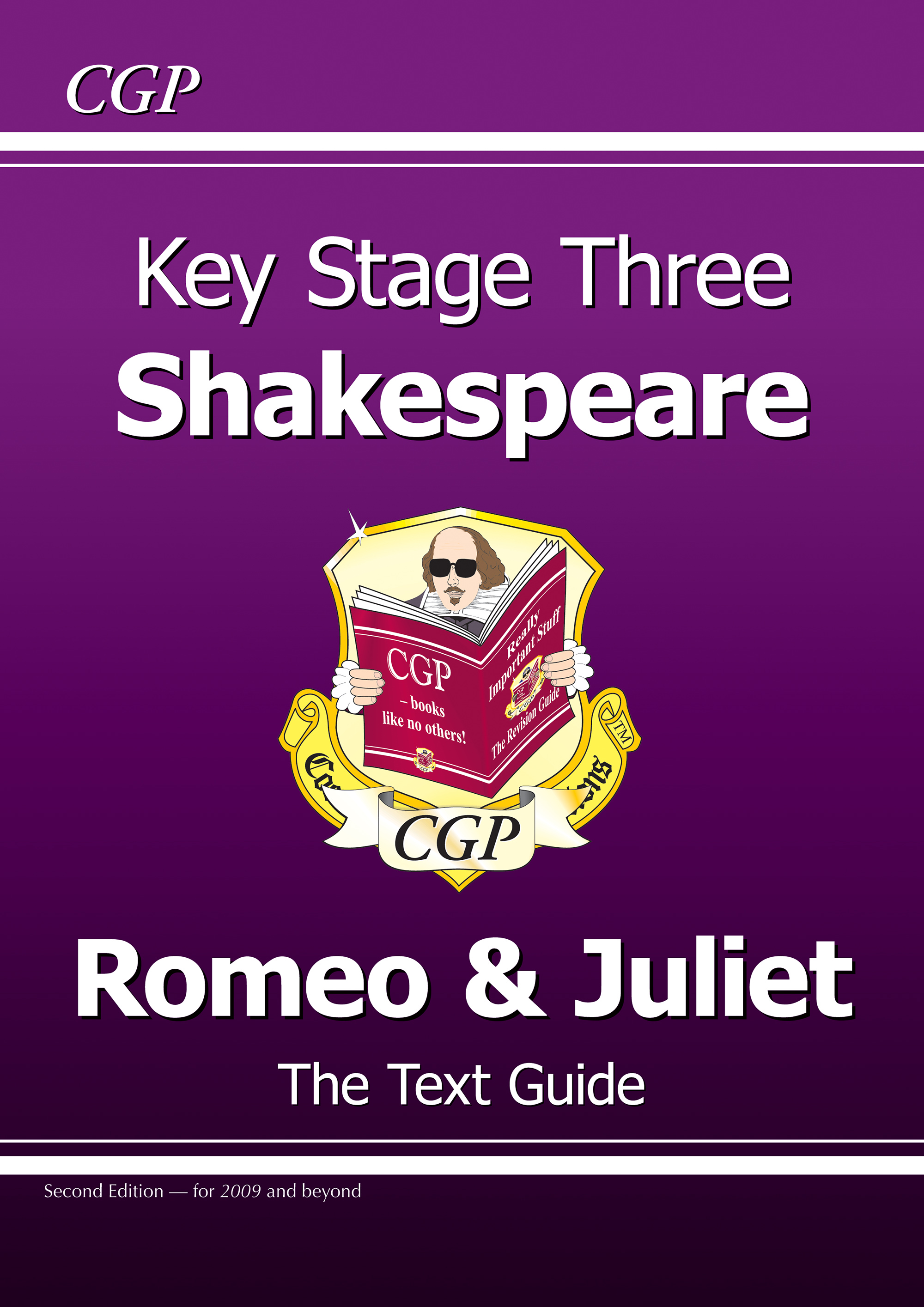 ESR31 - KS3 English Shakespeare Text Guide - Romeo & Juliet
