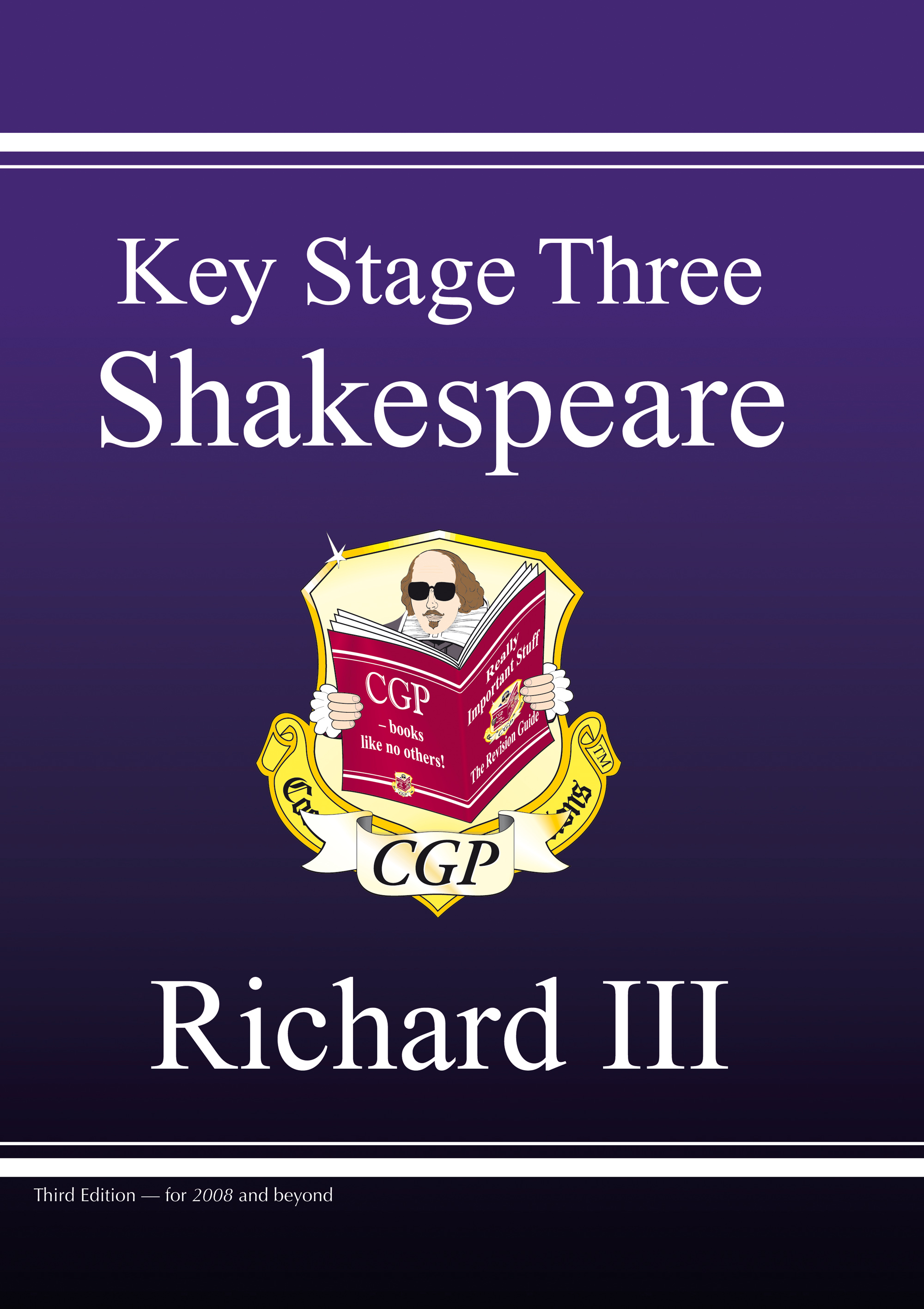 ESR333 - KS3 English Shakespeare Text Guide - Richard III