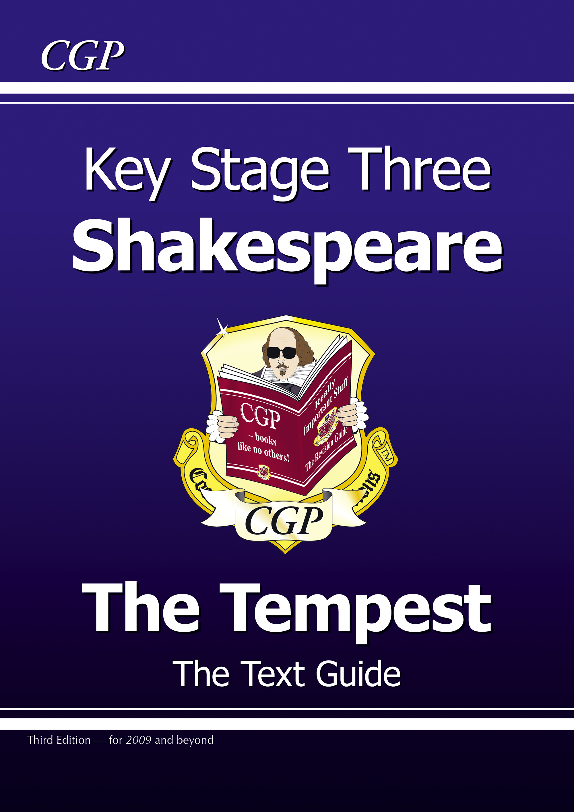 ESTT33 - KS3 English Shakespeare Text Guide - The Tempest