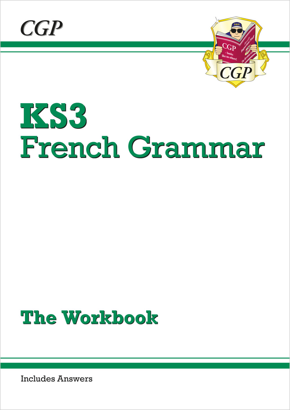 FGW31 - New KS3 French Grammar Workbook (includes Answers)