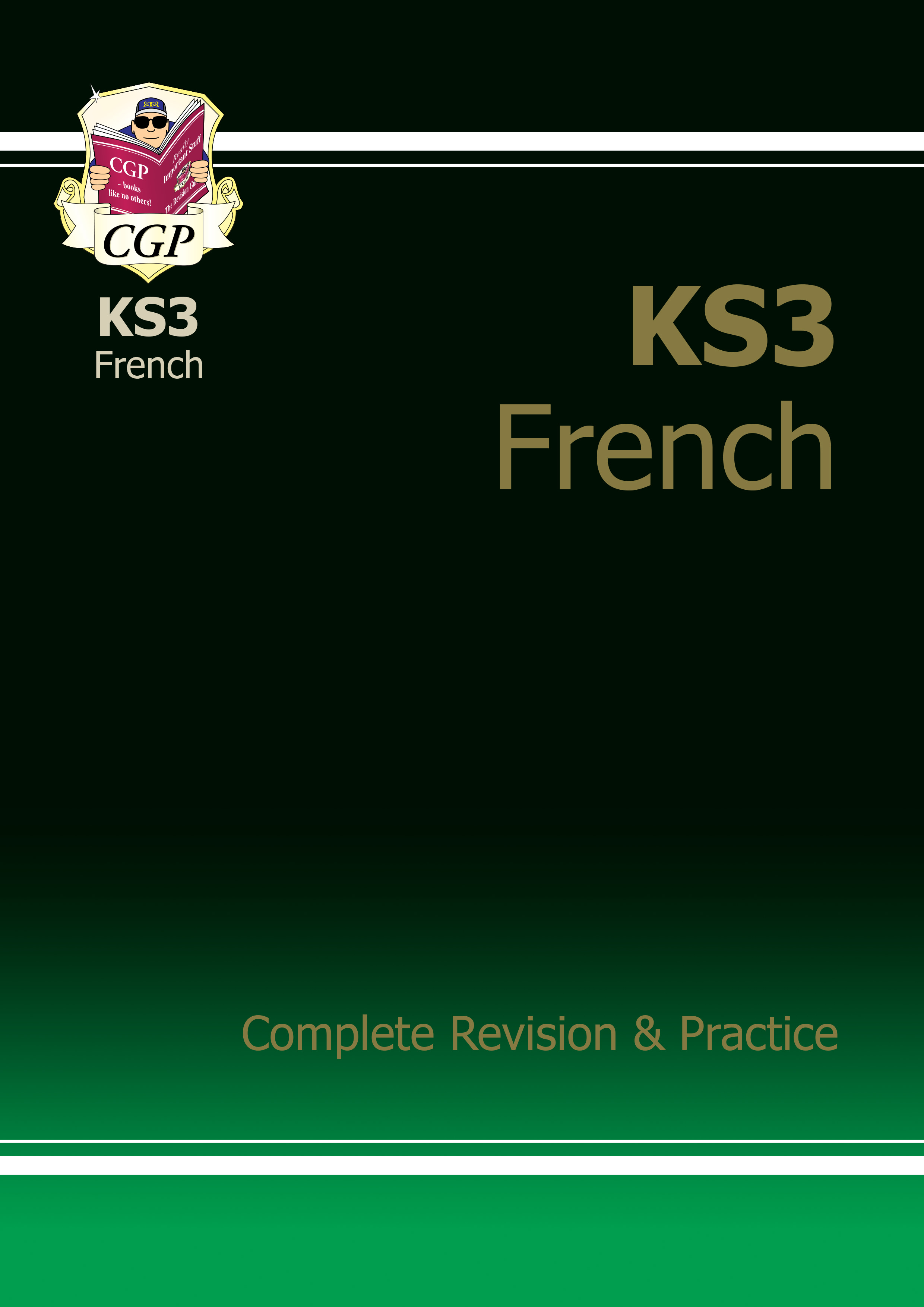 FHS32DK - KS3 French Complete Revision & Practice