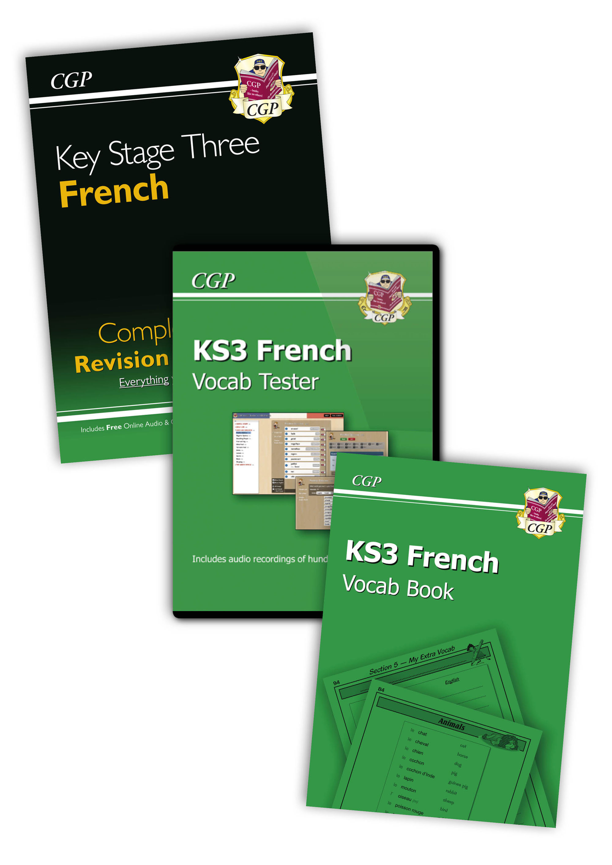 FHSB32 - New KS3 French Bundle