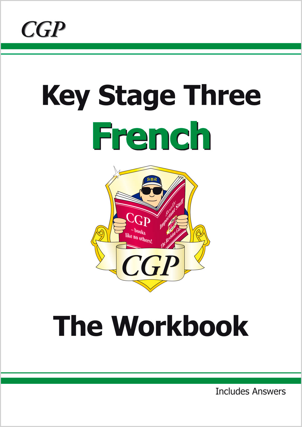 FHW32 - KS3 French Workbook with Answers
