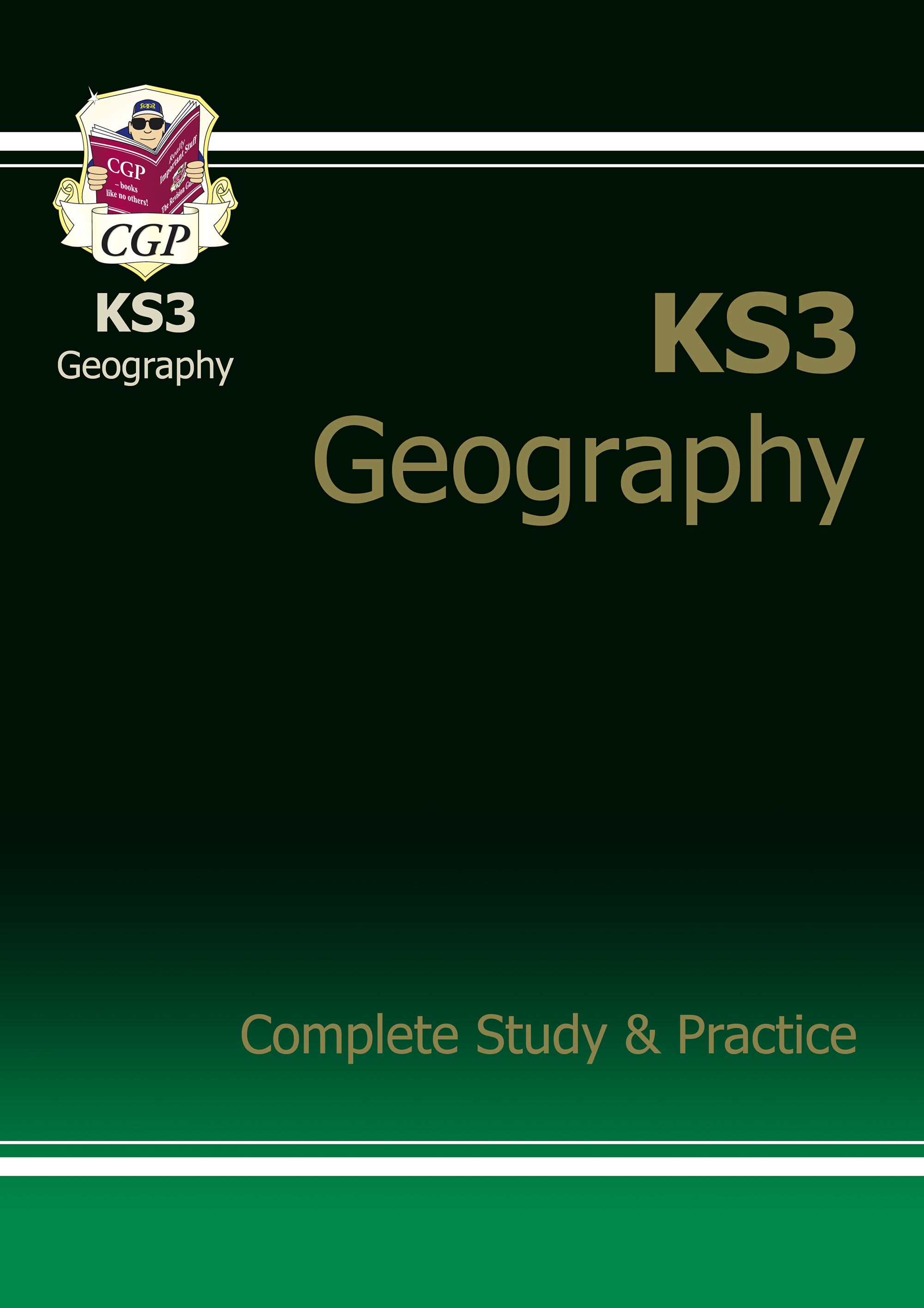 GHS33 - KS3 Geography Complete Study & Practice