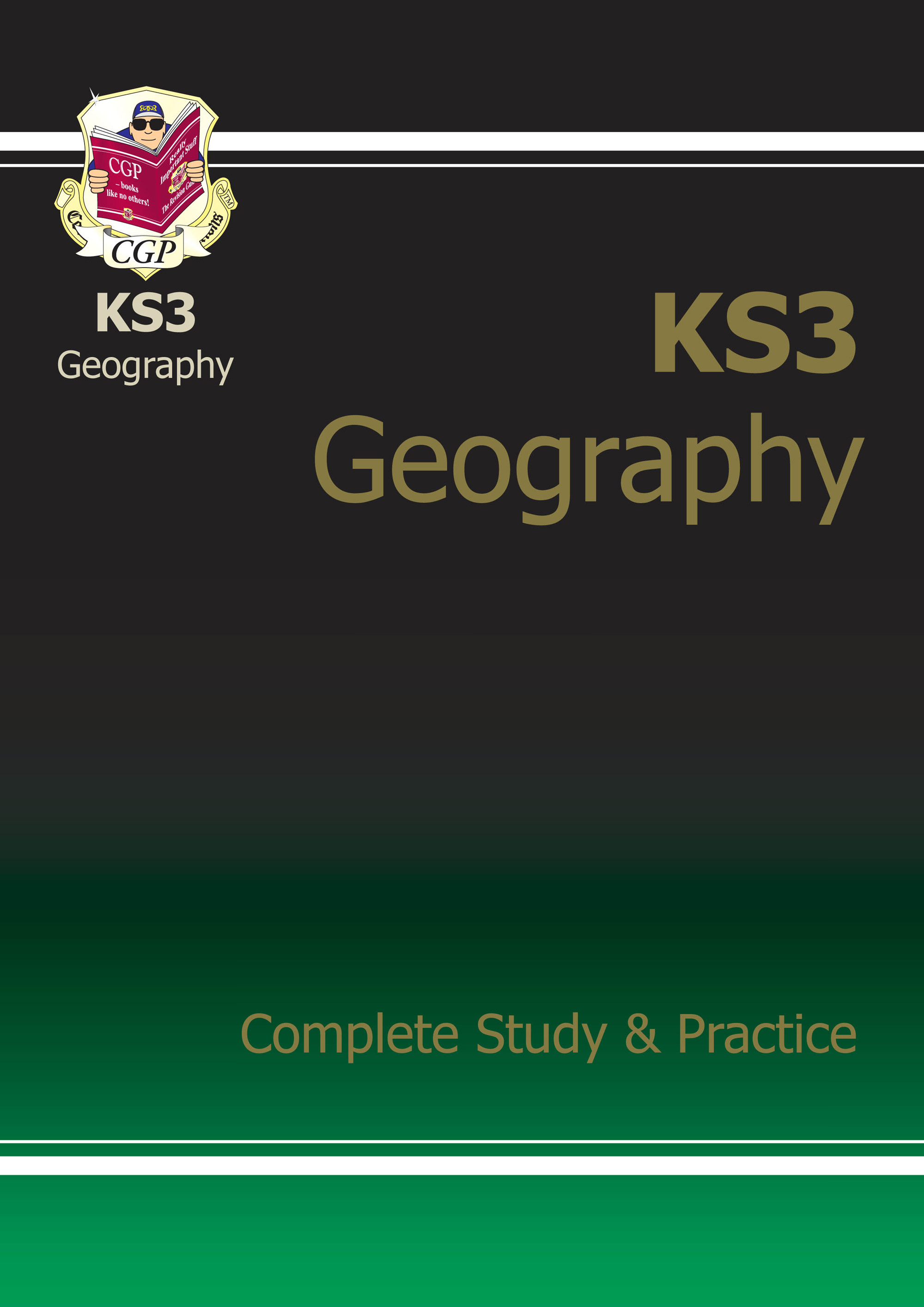 GHS33DK - KS3 Geography Complete Study & Practice