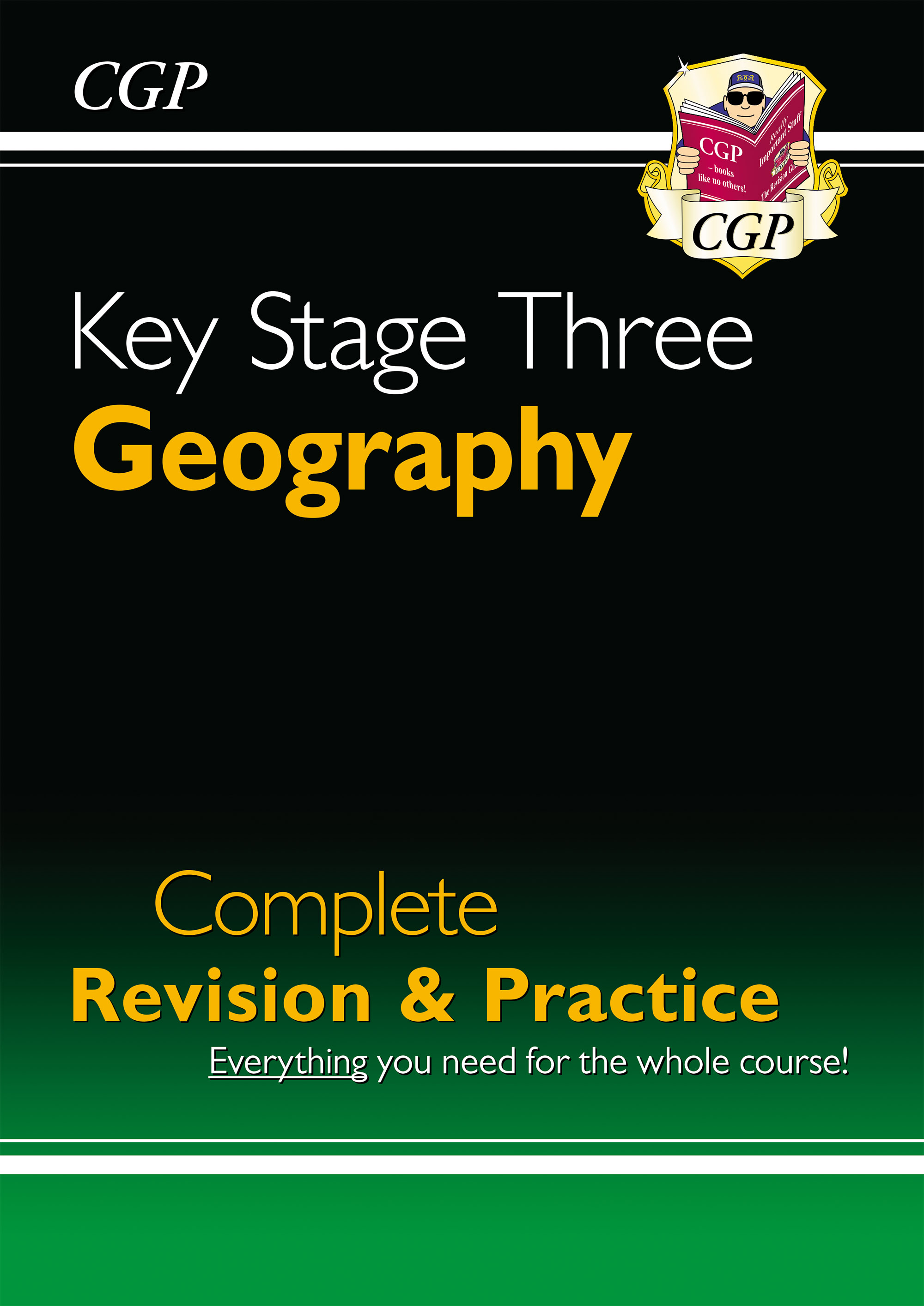 GHS34DK - New KS3 Geography Complete Revision & Practice