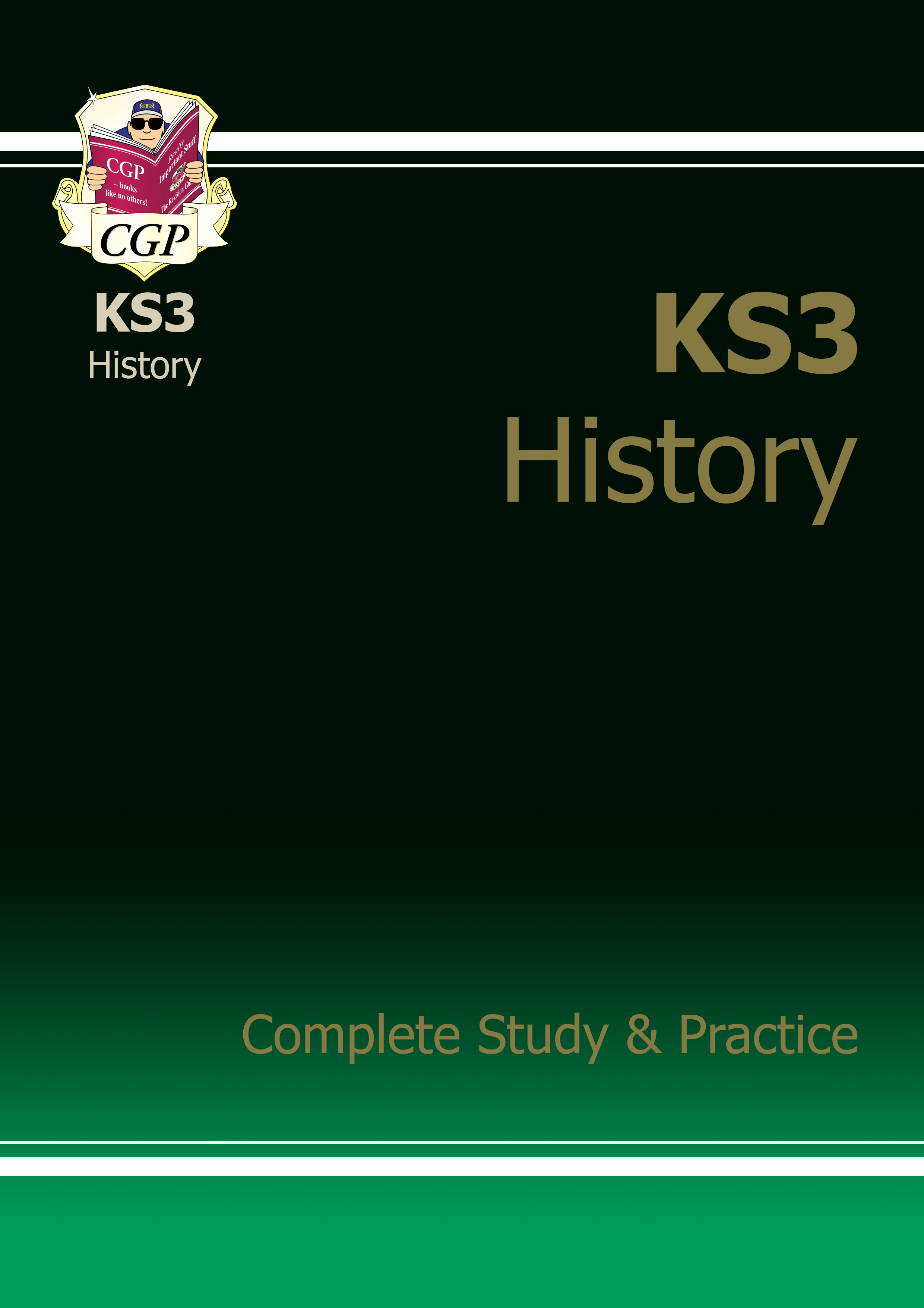 HHS33DK - KS3 History Complete Study & Practice