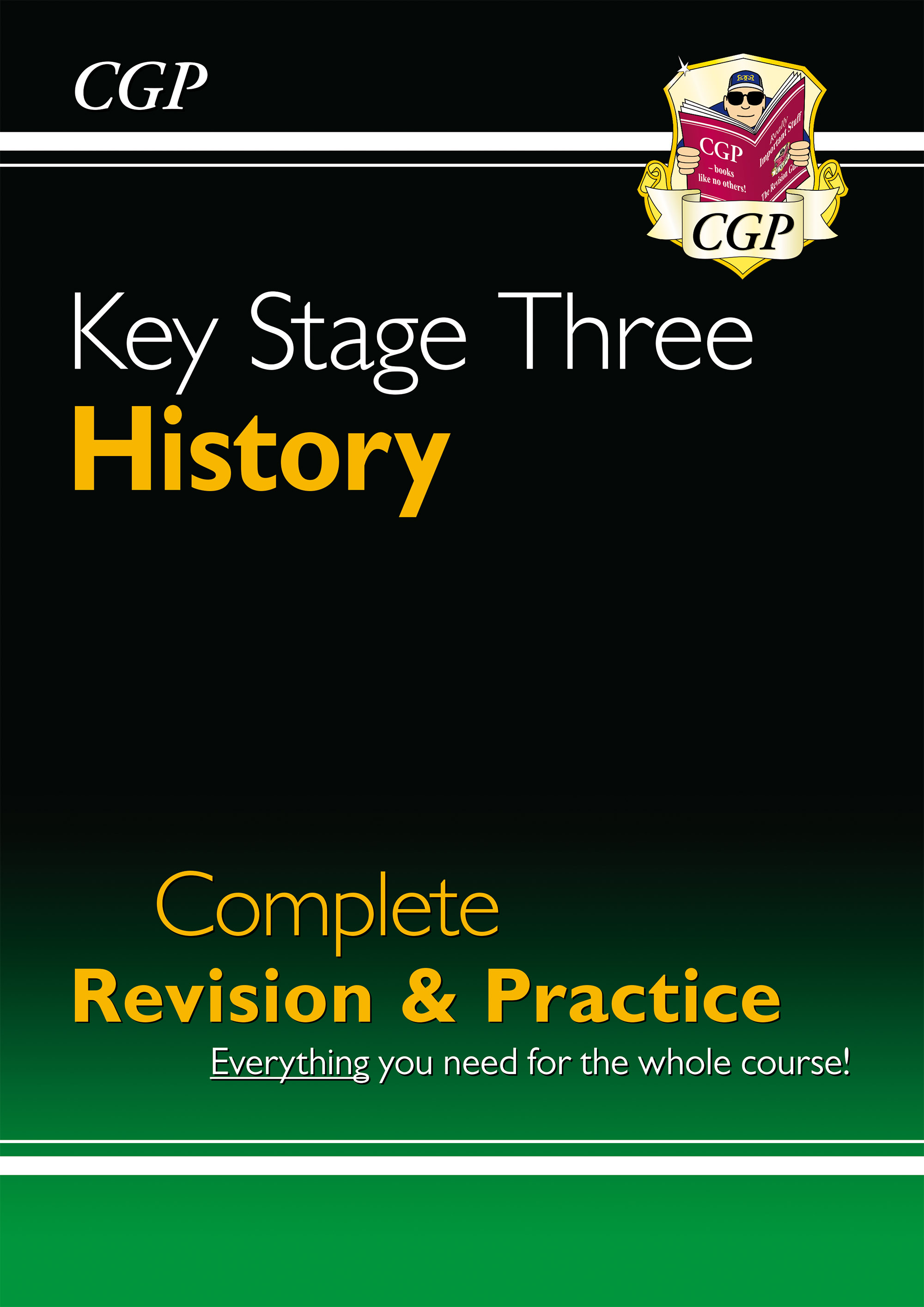 HHS34D - New KS3 History Complete Revision & Practice (Online Edition)