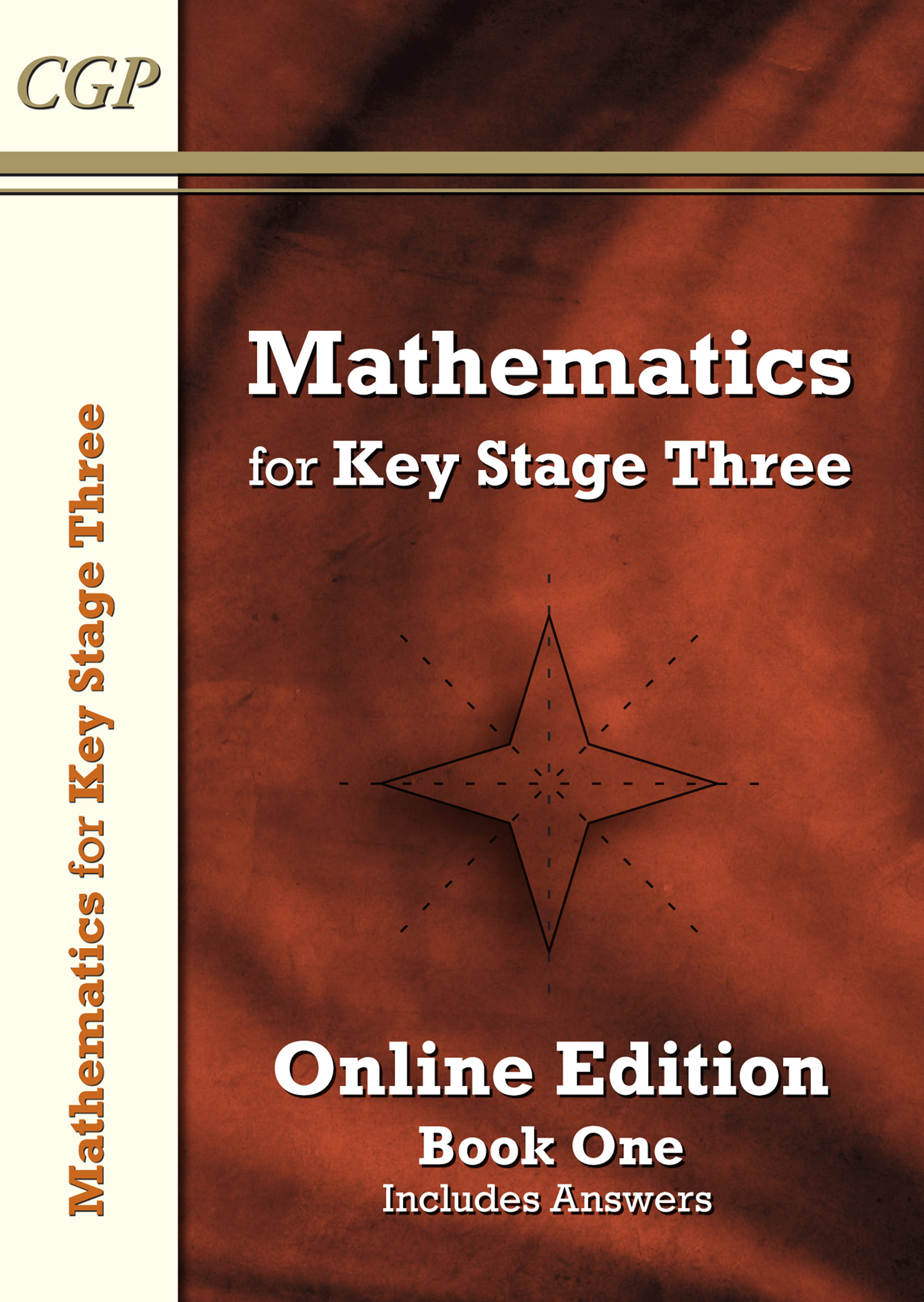 M1N31G - KS3 Maths Textbook 1: Student Online Edition (with answers)