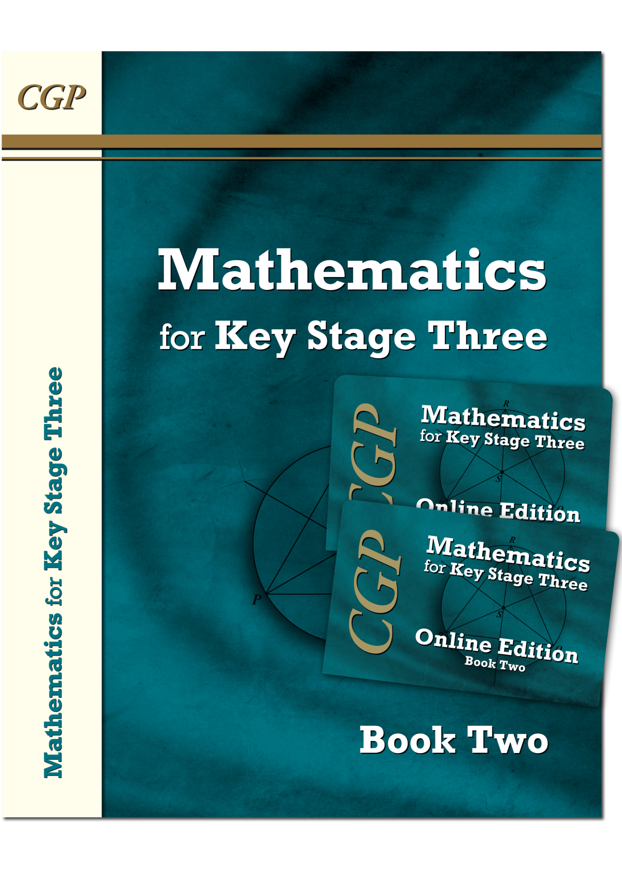 M2NNB31 - KS3 Maths Textbook 2 plus two Online Editions (without answers)