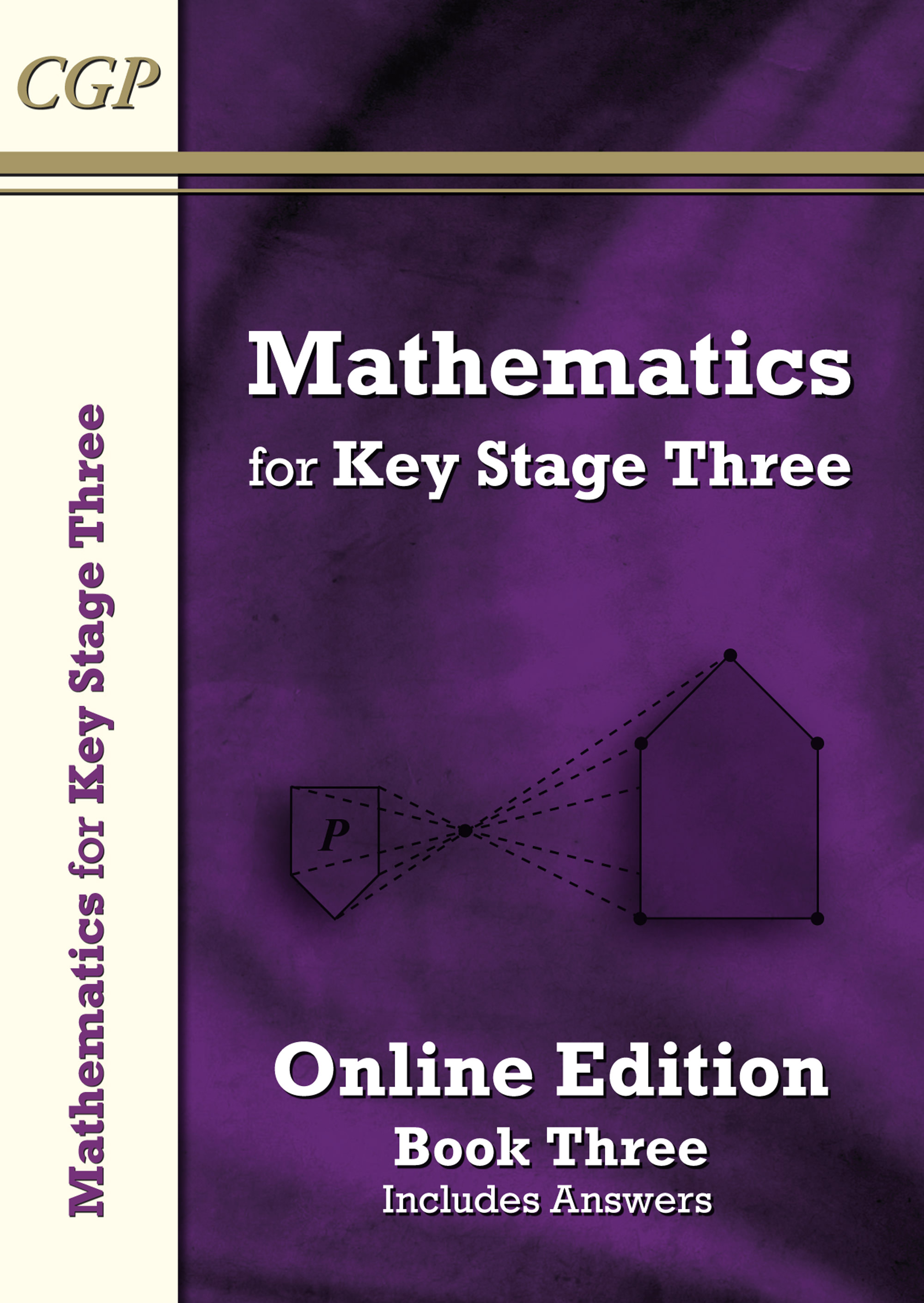M3N31D - KS3 Maths Textbook 3: Student Online Edition (with answers)