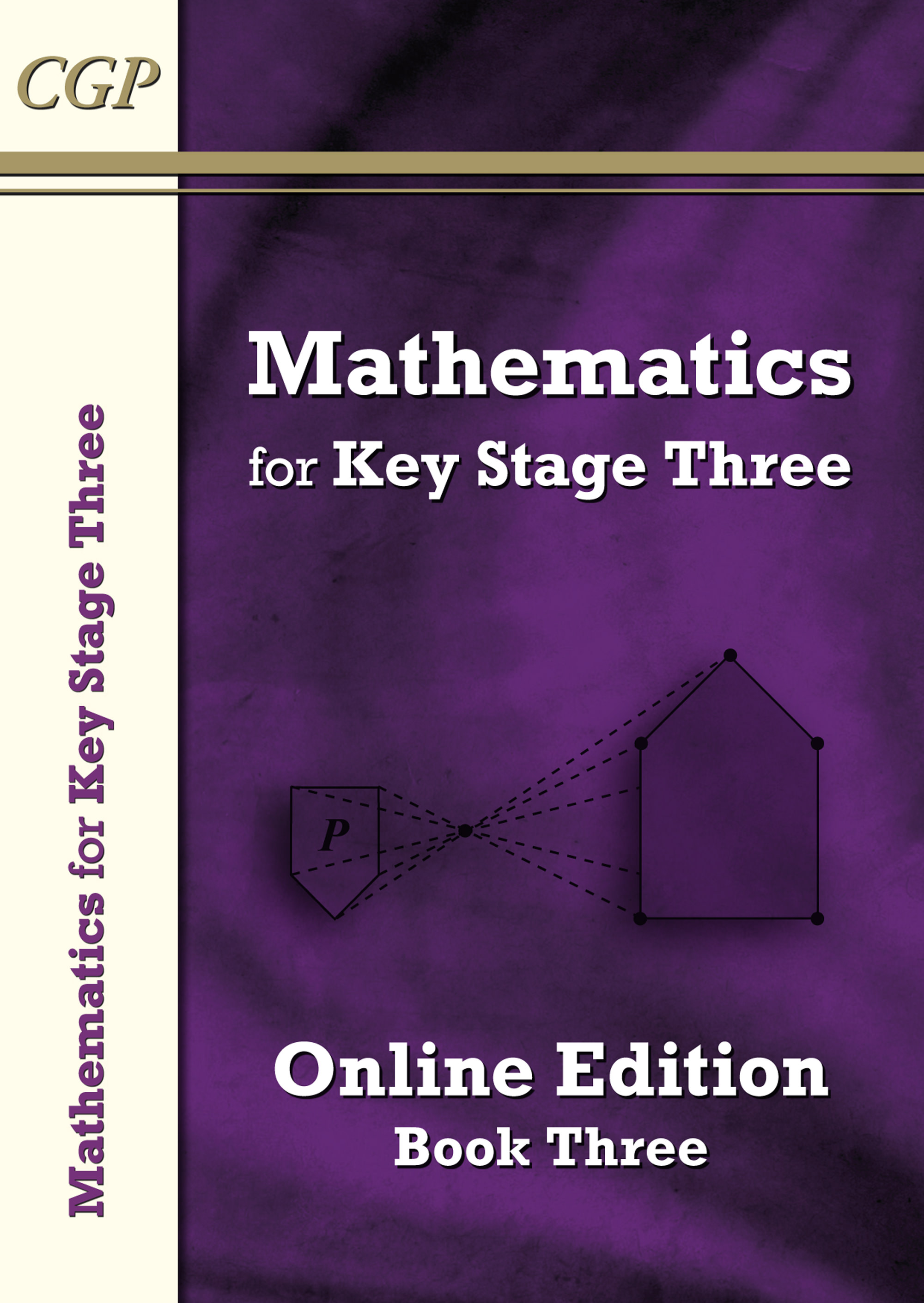 M3NN31D - KS3 Maths Textbook 3: Student Online Edition (without answers)