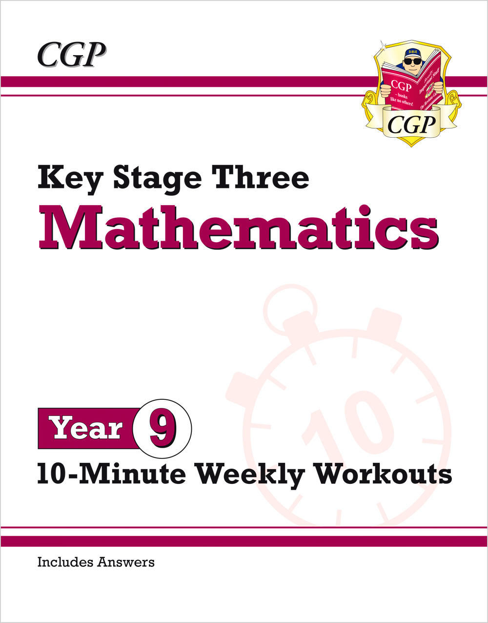 M9XW31 - New KS3 Maths 10-Minute Weekly Workouts - Year 9