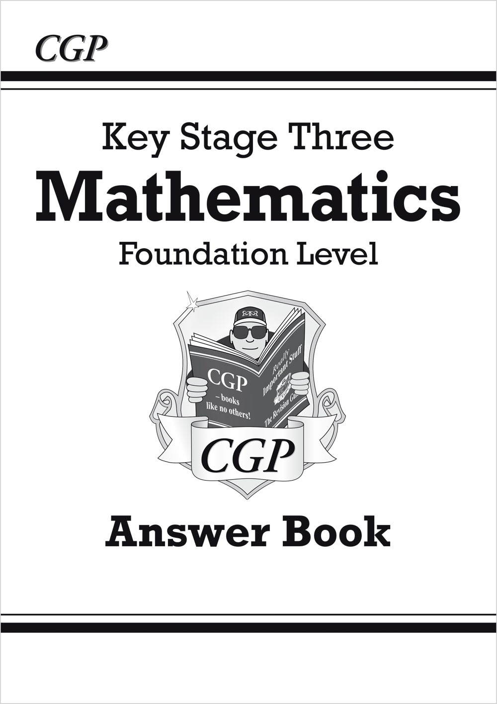 MFA32 - KS3 Maths Answers for Workbook - Foundation