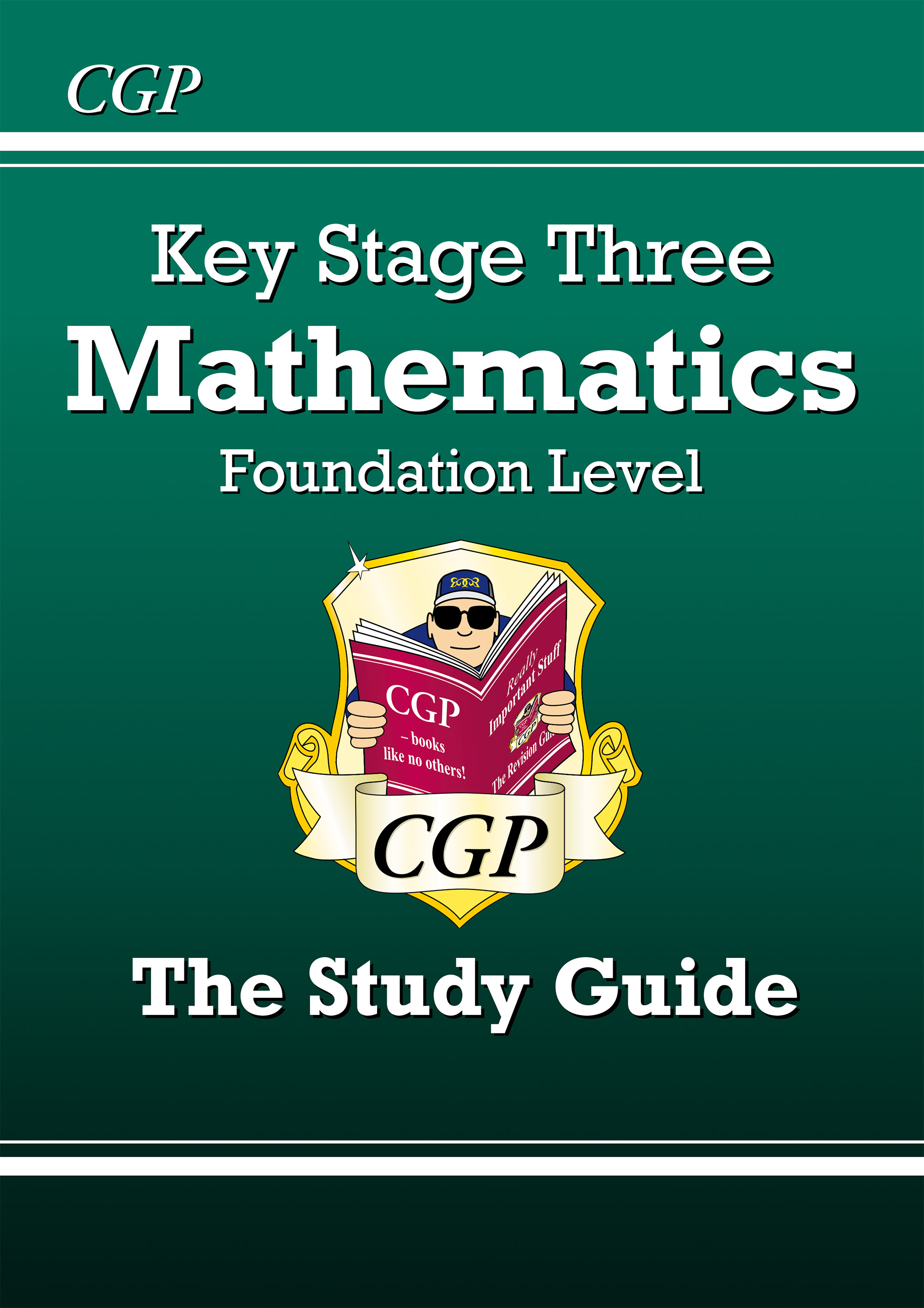 MFR32DK - KS3 Maths Study Guide - Foundation