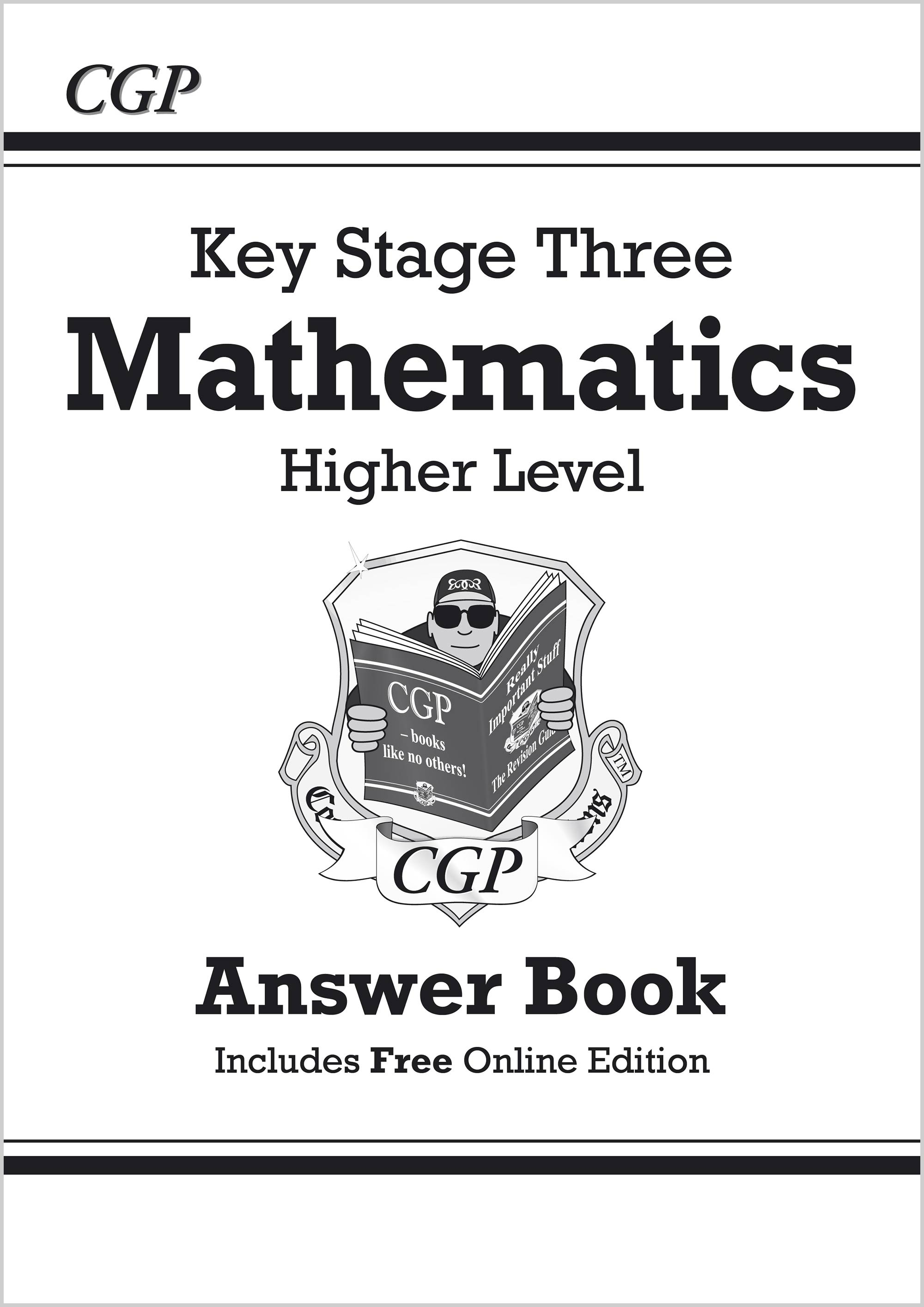 MHA32 - KS3 Maths Answers for Workbook - Higher