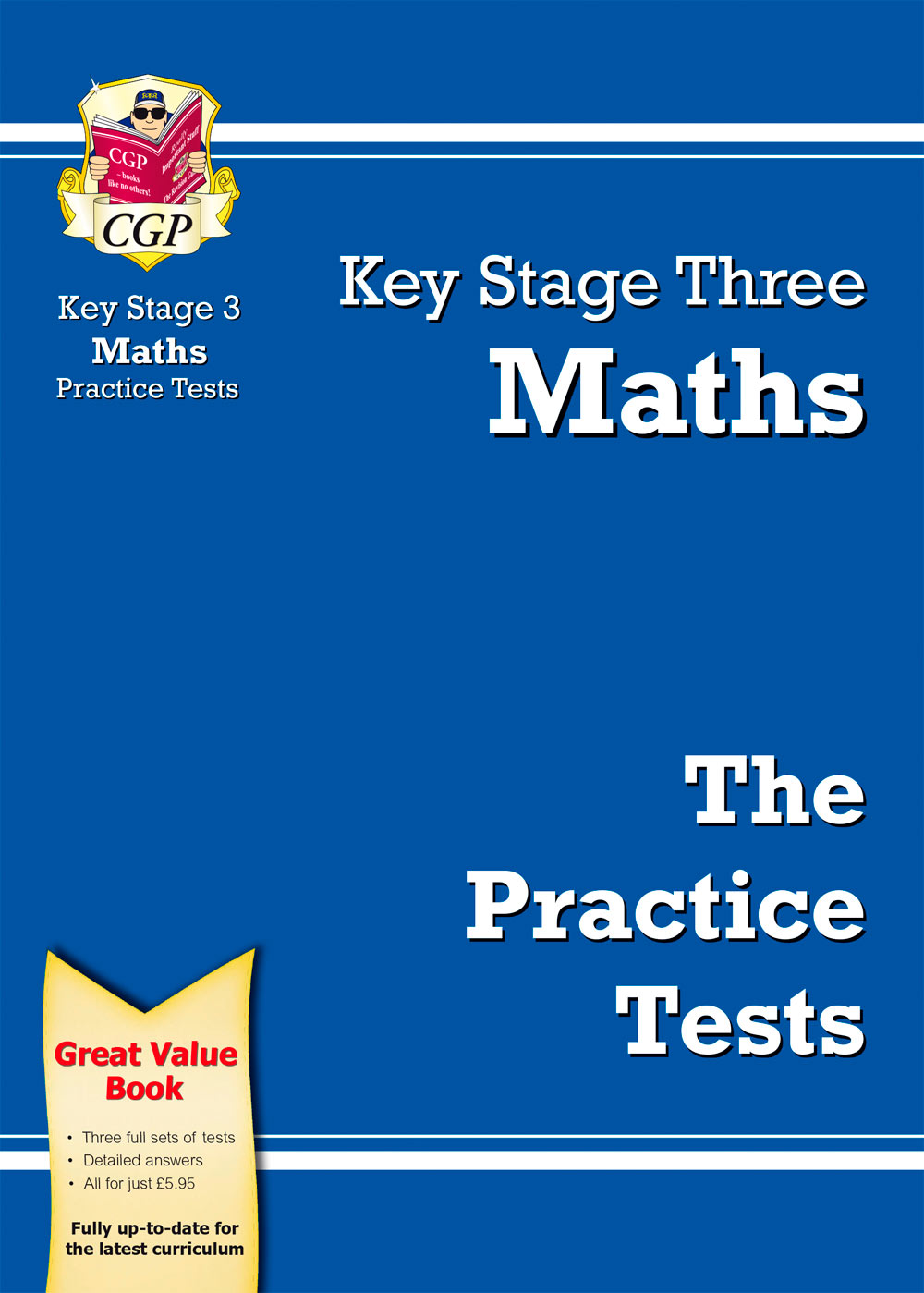 MHB33 - KS3 Maths Practice Tests