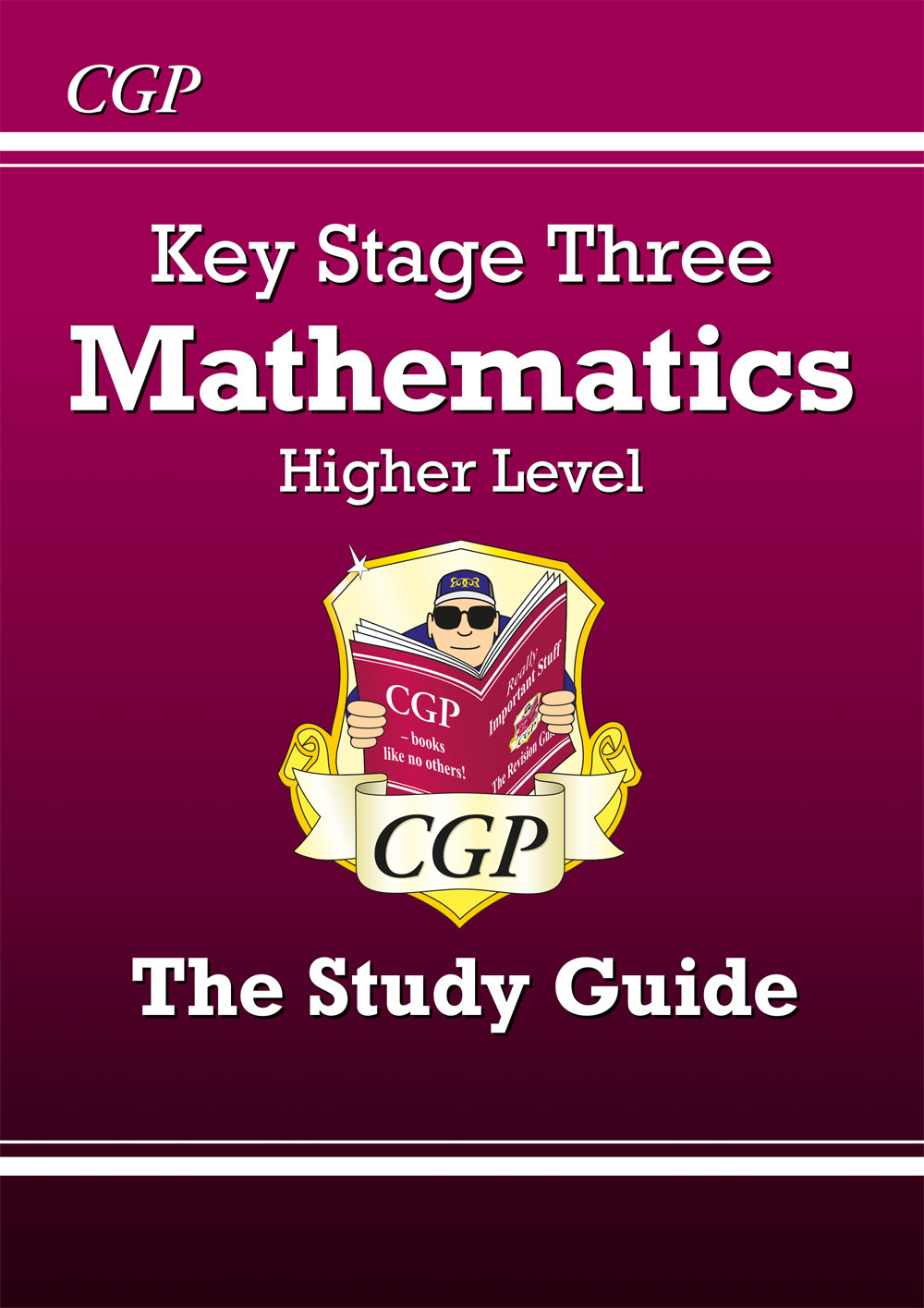 MHR32 - KS3 Maths Study Guide - Higher