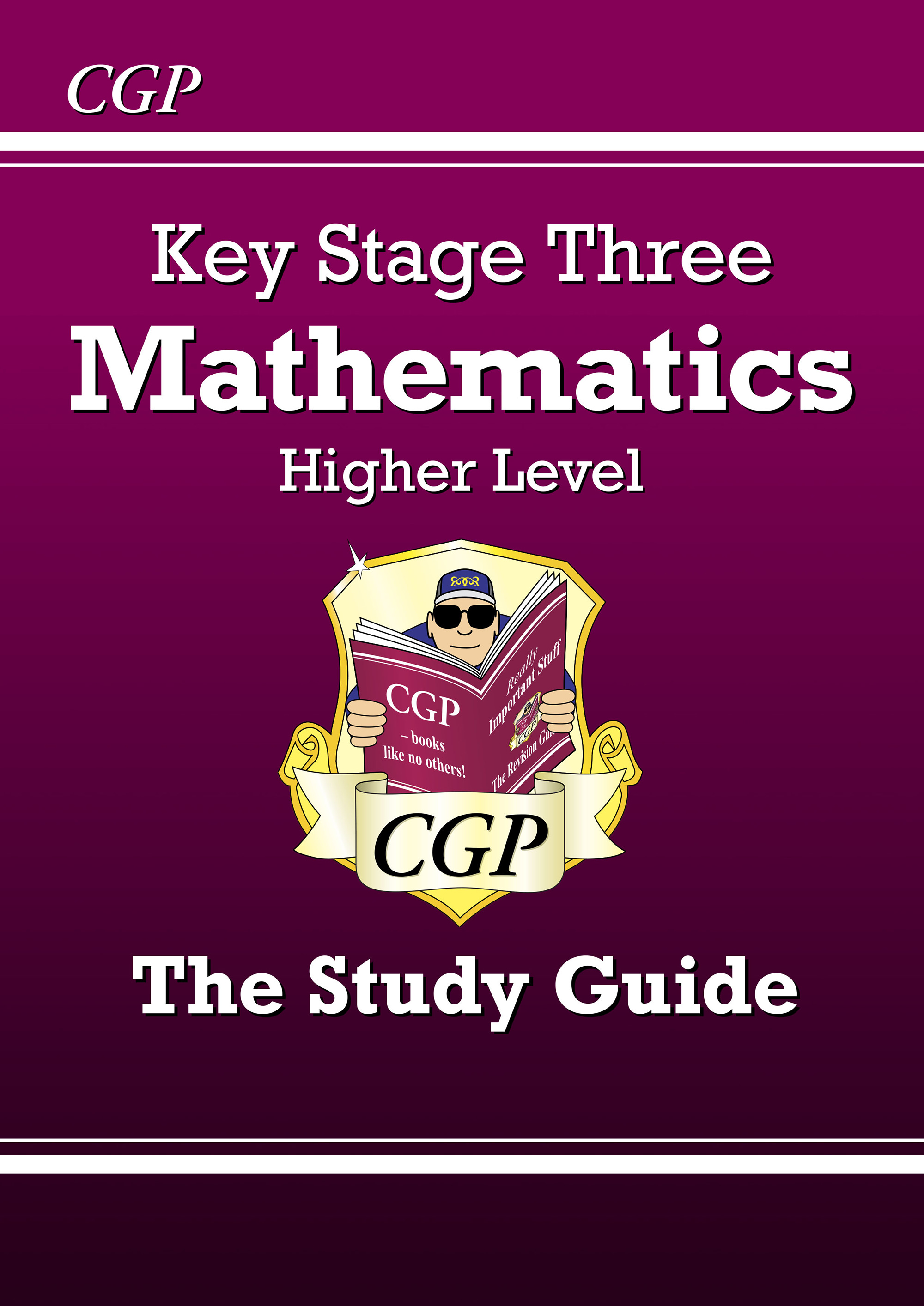 MHR32DK - KS3 Maths Study Guide - Higher