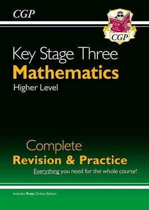 ks3 maths practice test papers letts ks3 revision success