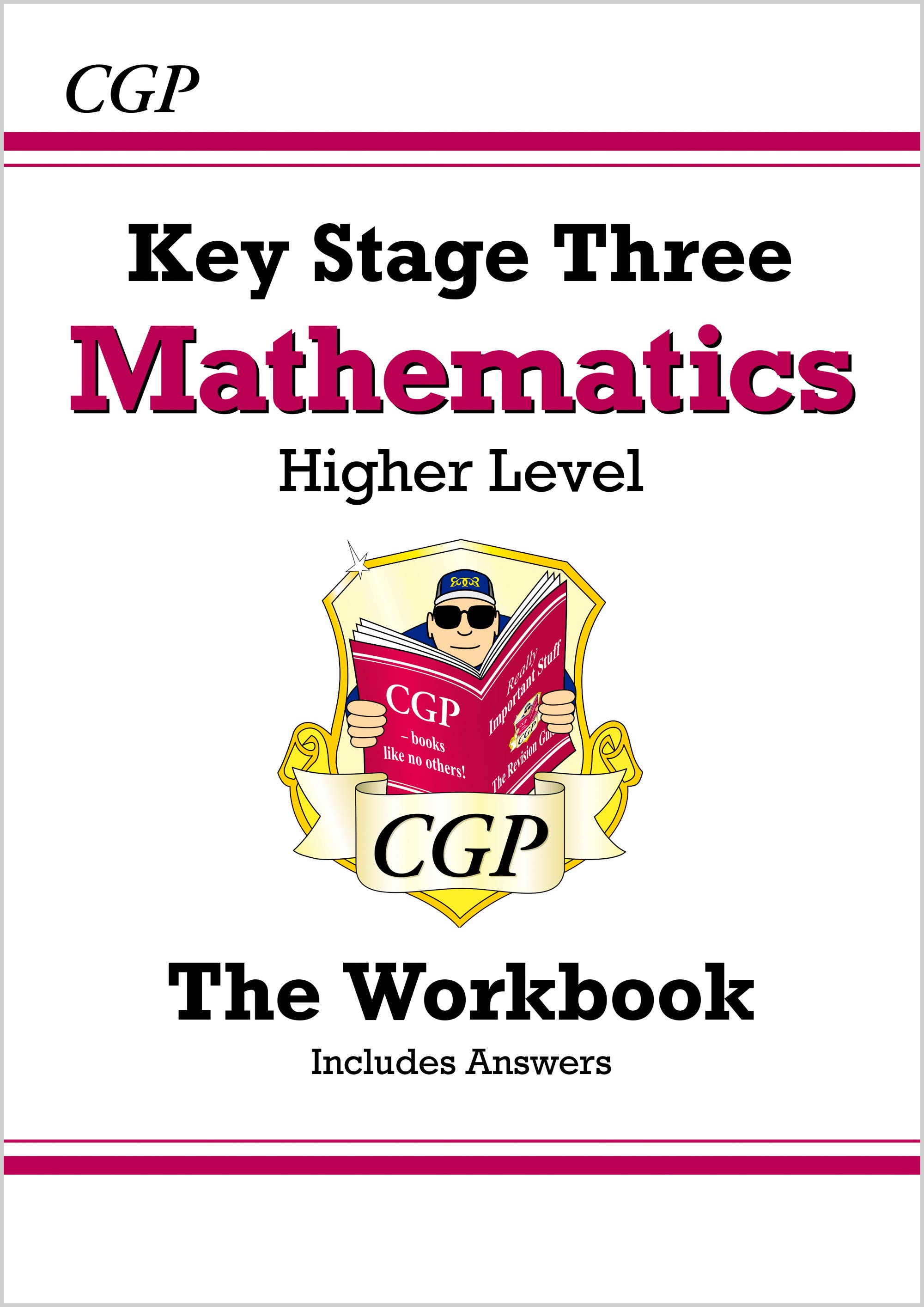 MHW32BDK - KS3 Maths Workbook (with answers) - Higher