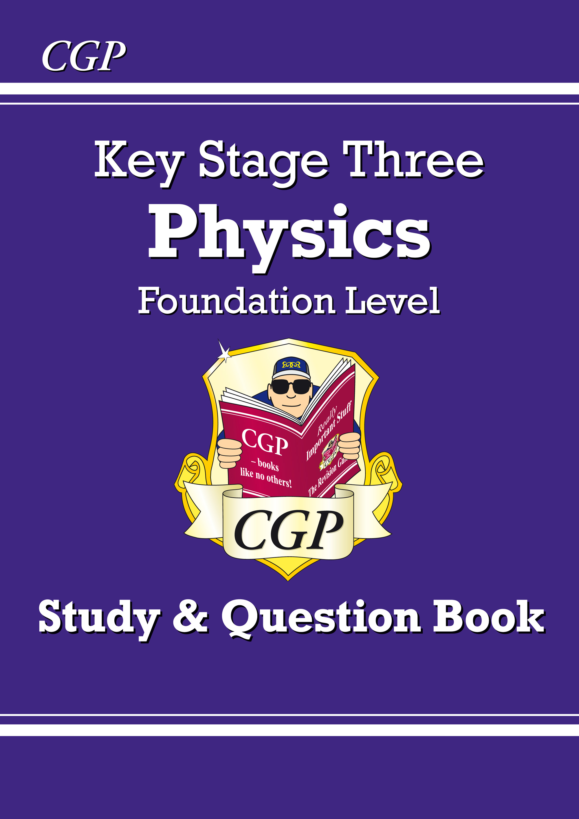 PFQ32 - KS3 Physics Study & Question Book - Foundation