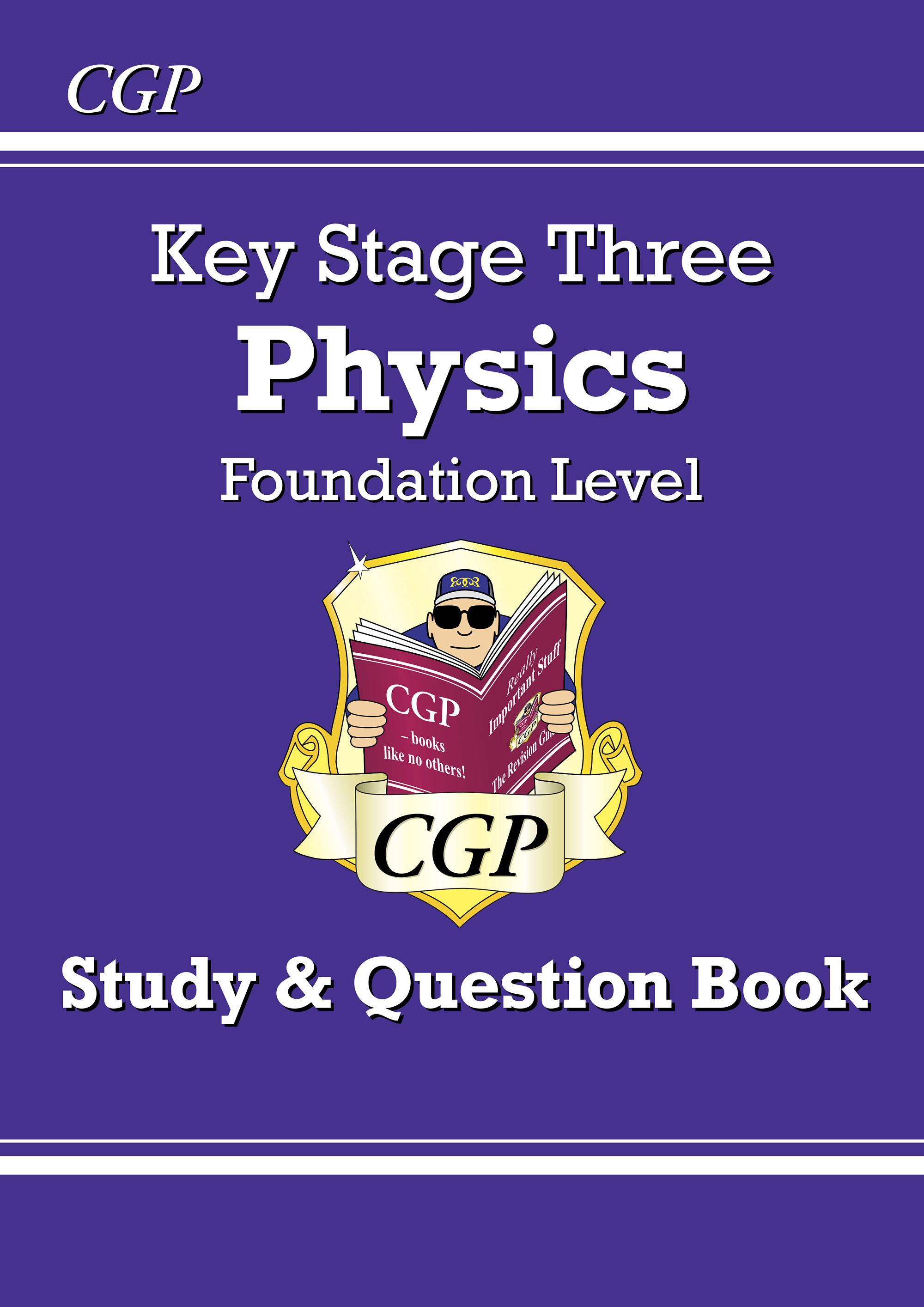 PFQ32DK - KS3 Physics Study & Question Book - Foundation