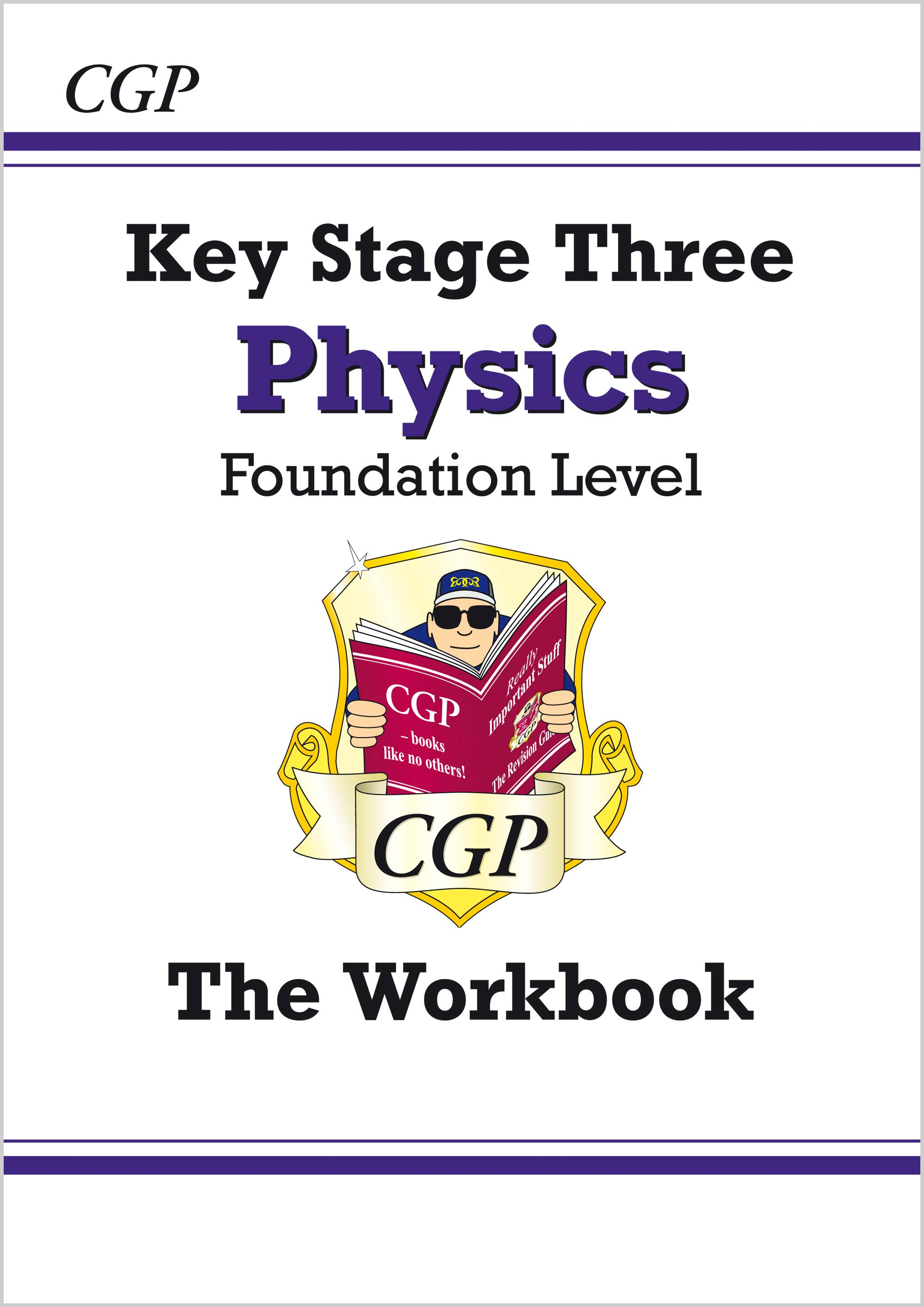 PFW32 - KS3 Physics Workbook - Foundation