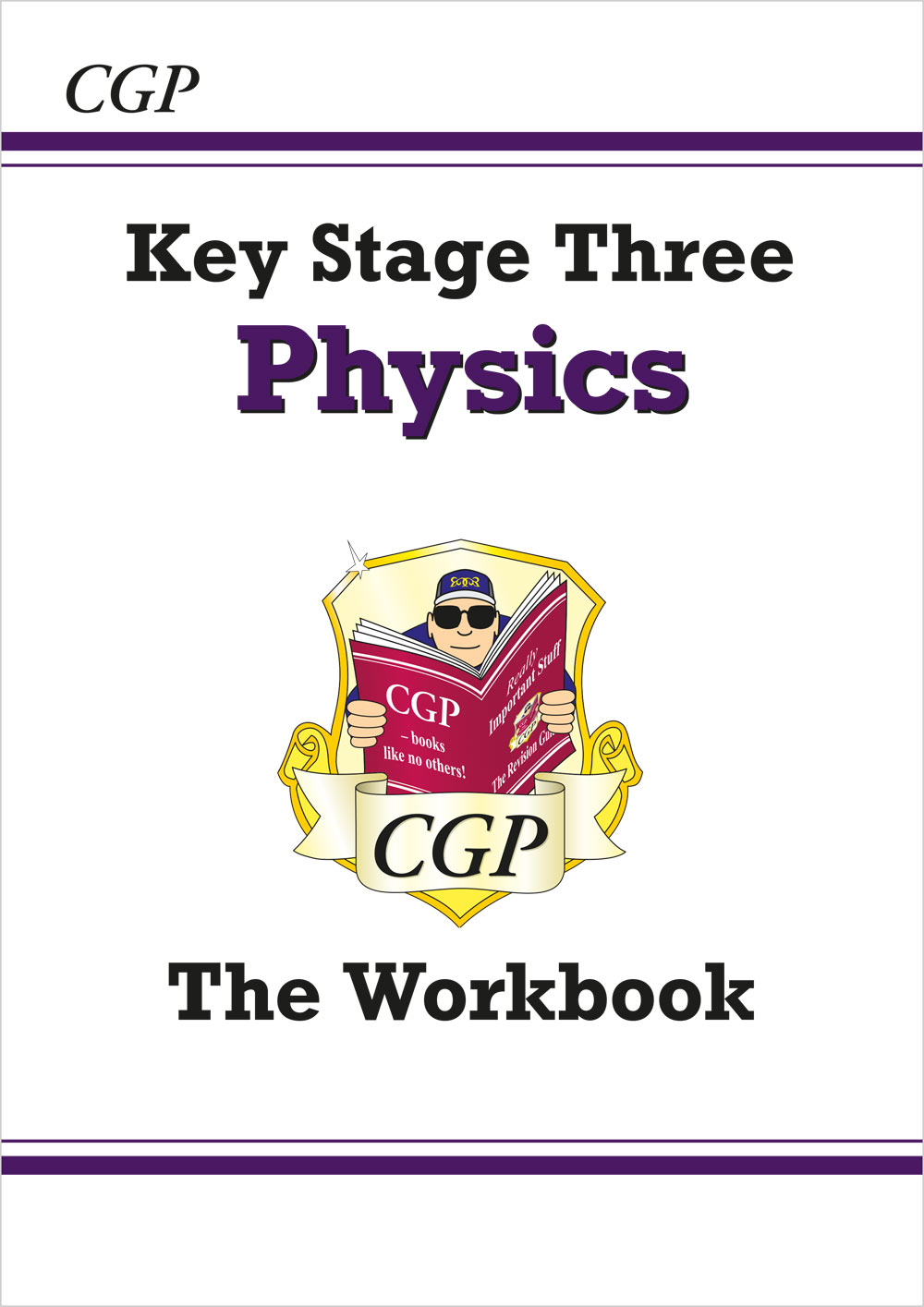PHW32 - KS3 Physics Workbook - Higher