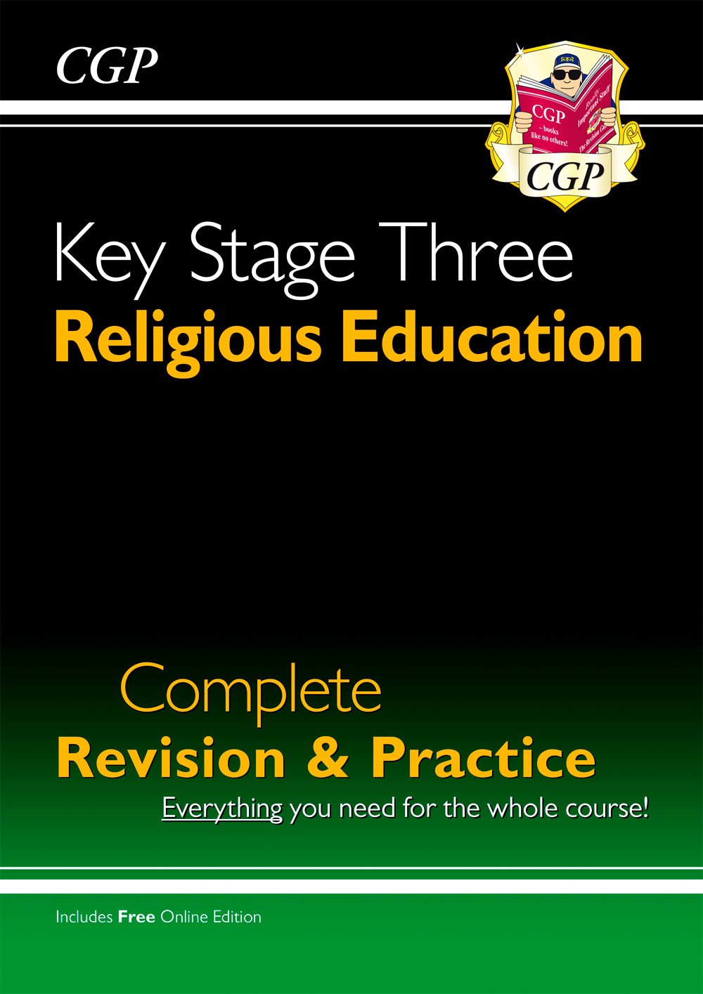 RHS32 - New KS3 Religious Education Complete Revision & Practice (with Online Edition)