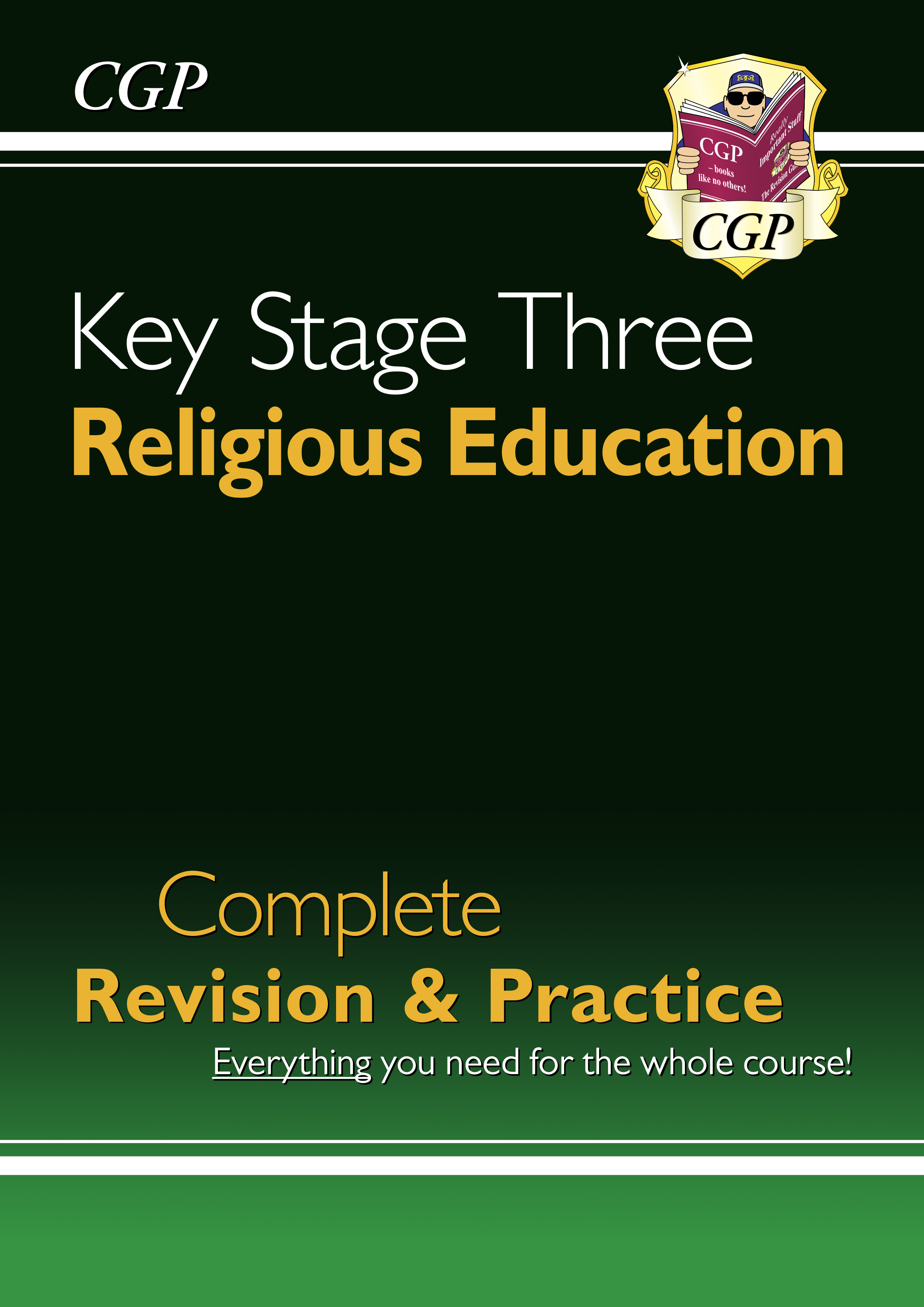 RHS32DK - New KS3 Religious Education Complete Revision & Practice