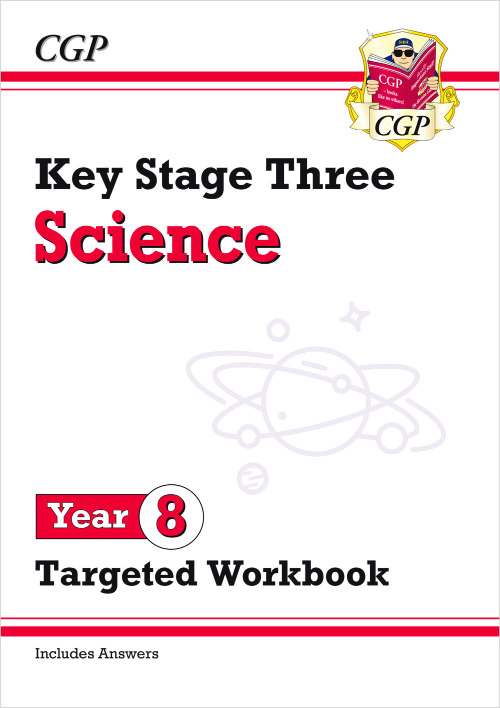 S8W32 - New KS3 Science Year 8 Targeted Workbook (with answers)