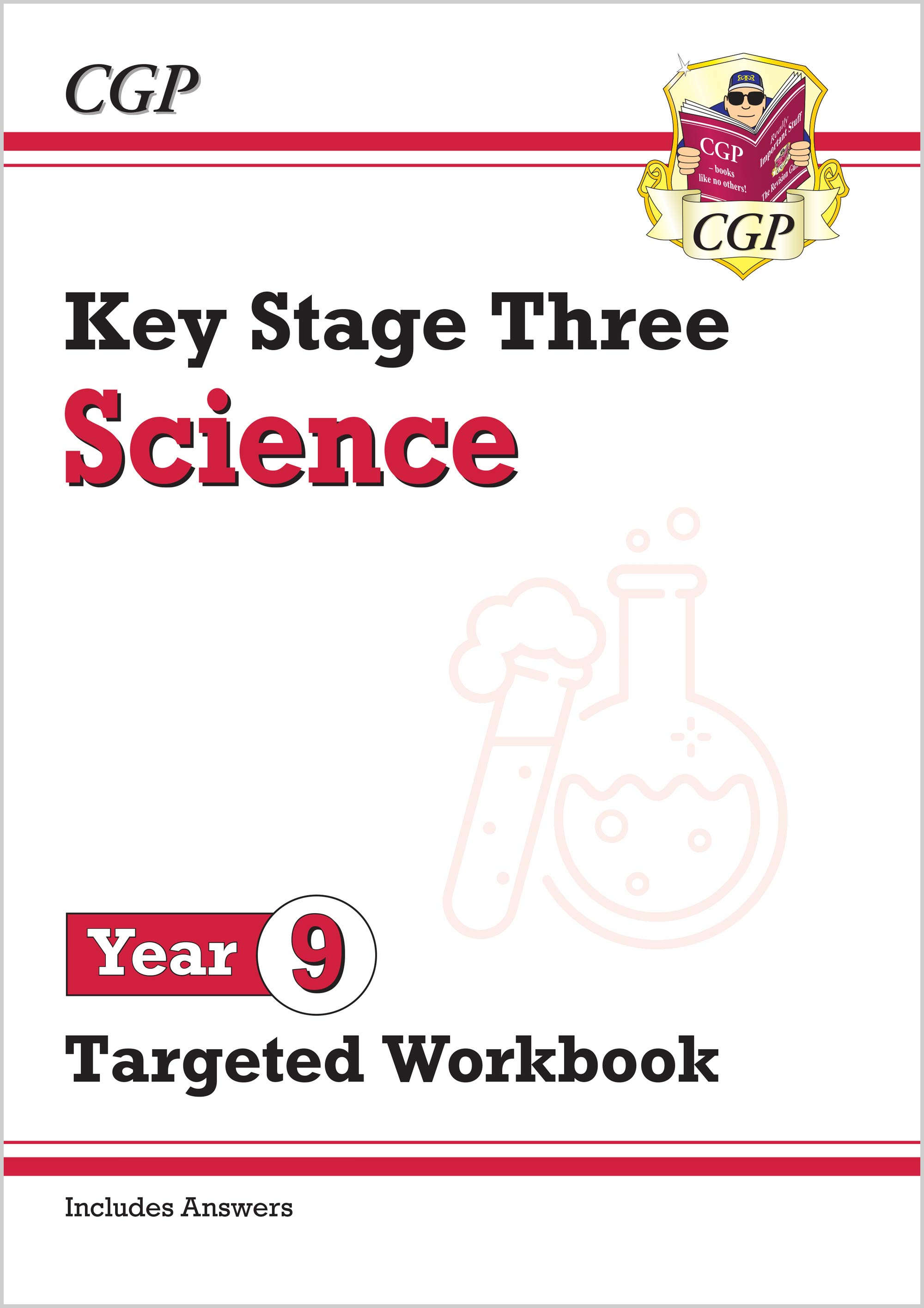 S9W32 - New KS3 Science Year 9 Targeted Workbook (with answers)