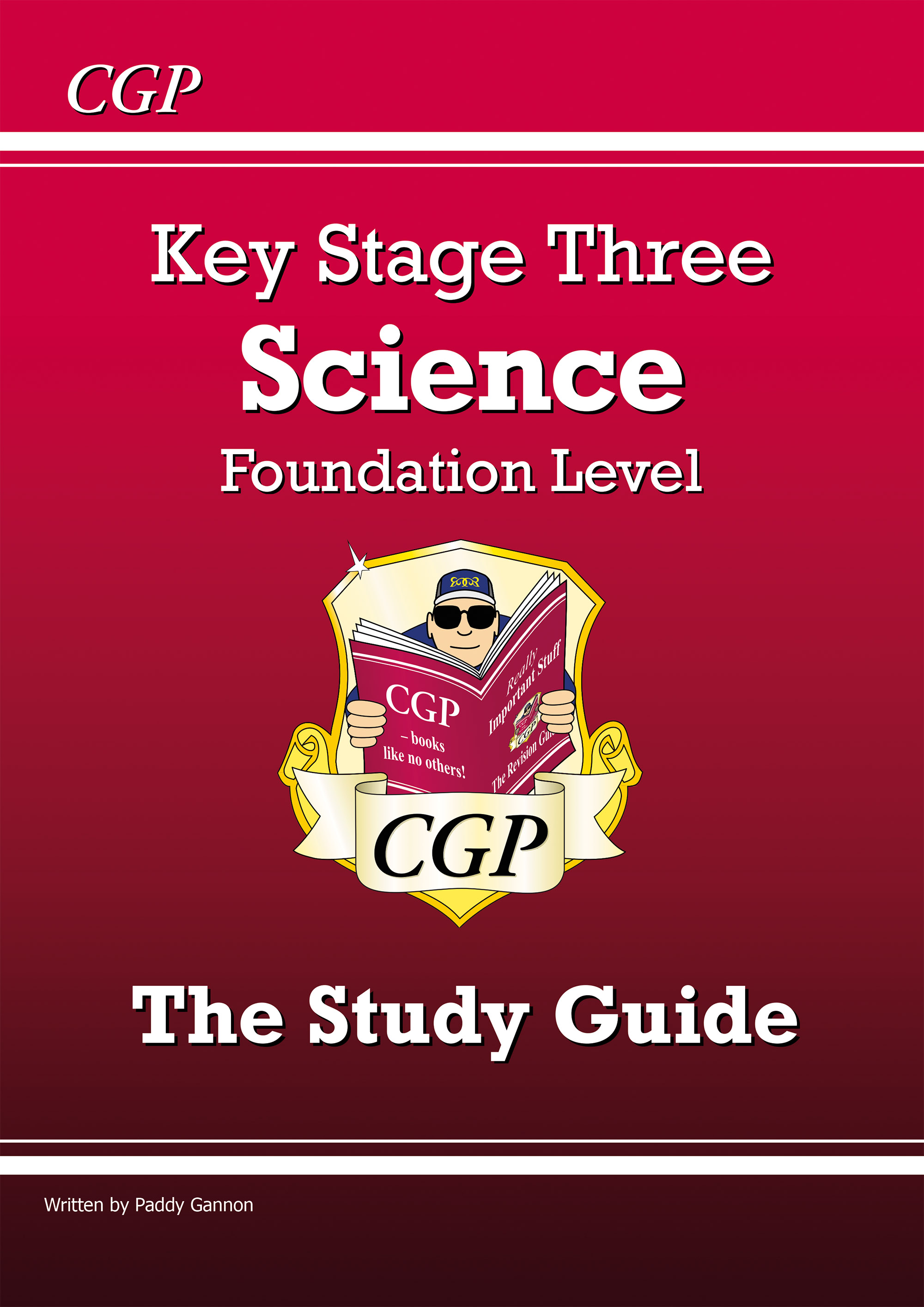 SFR32DK - KS3 Science Study Guide - Foundation