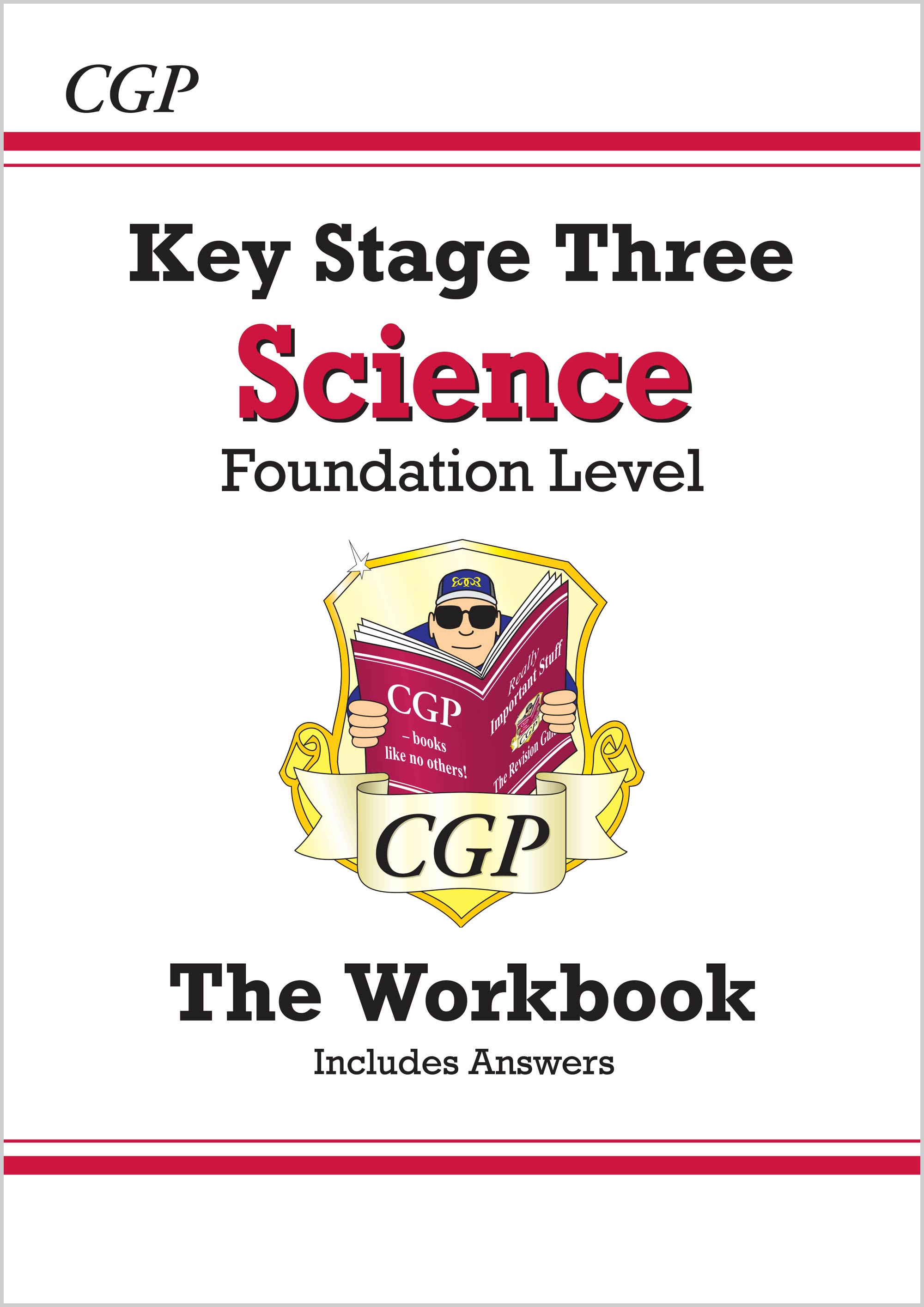 SFW31 - New KS3 Science Workbook - Foundation (with answers)