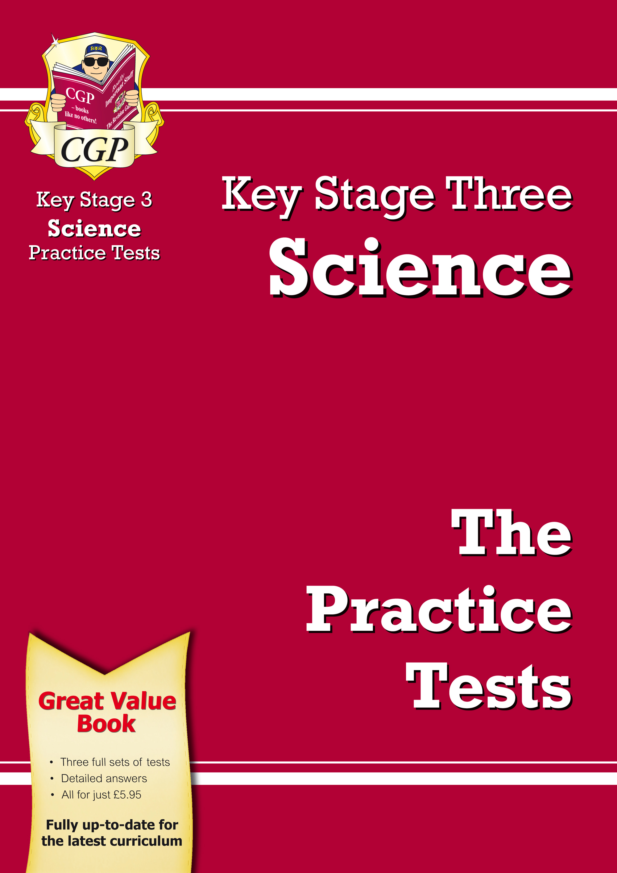 SHB33 - KS3 Science Practice Tests