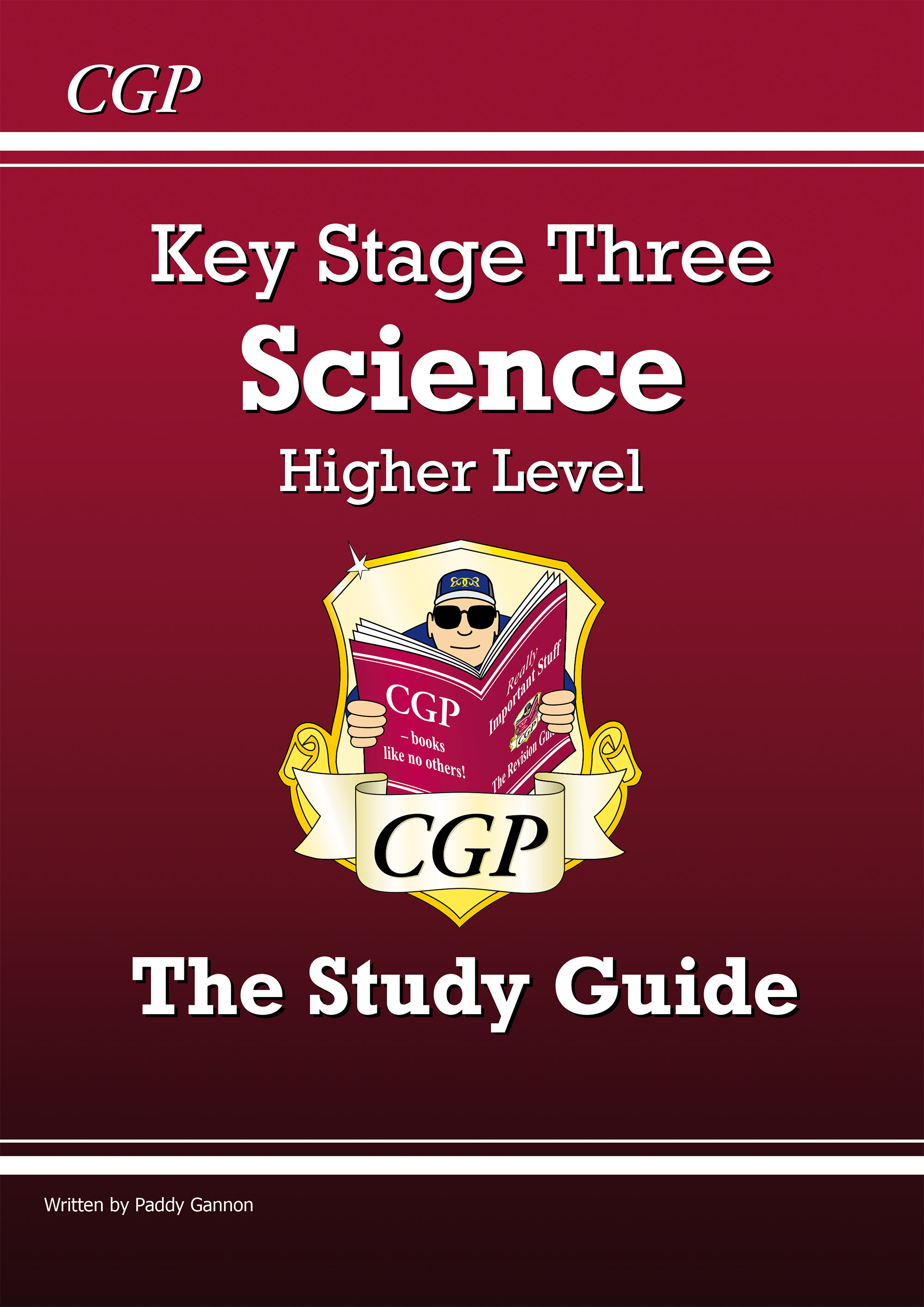 SHR32D - KS3 Science Study Guide Higher - Online Edition