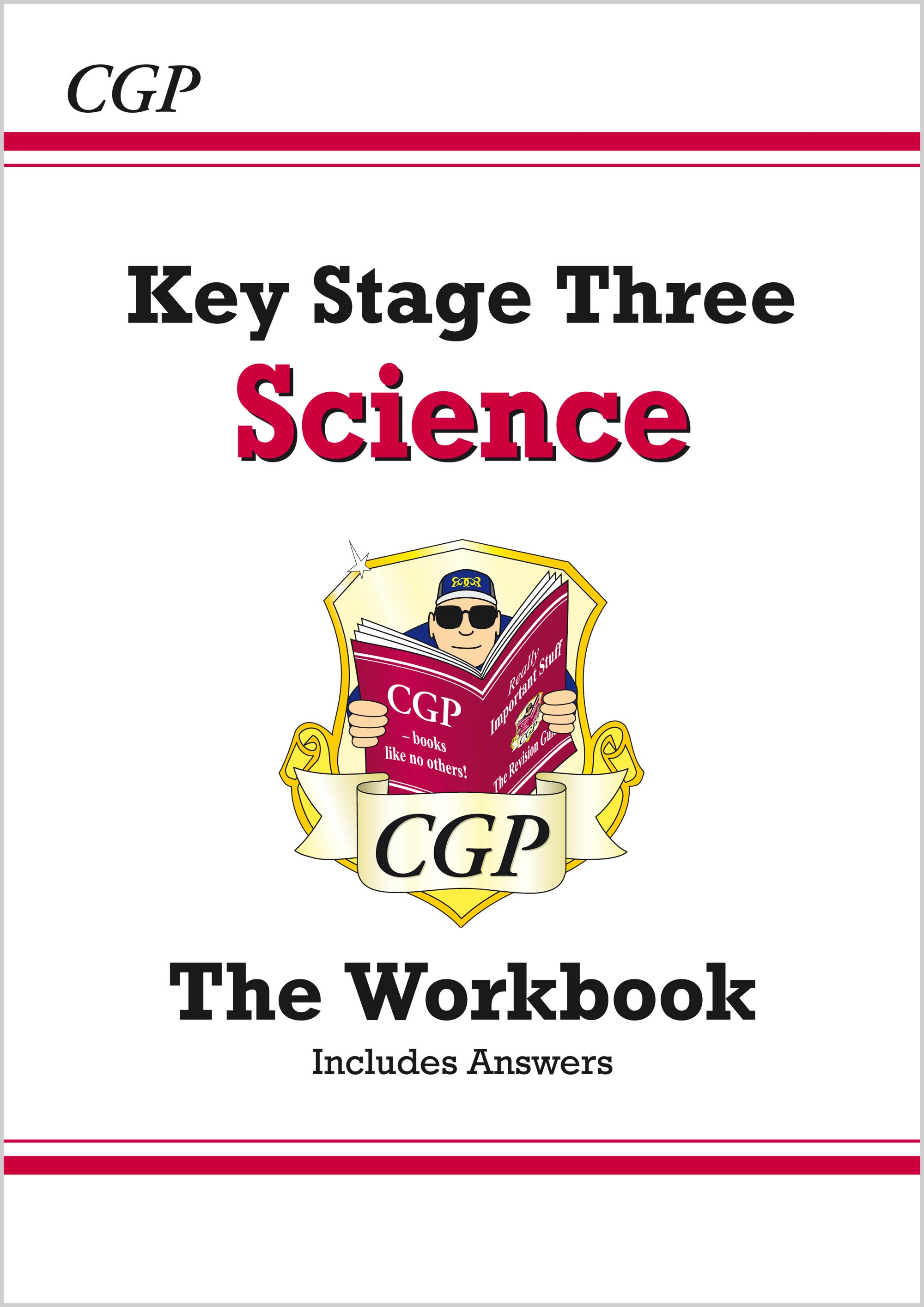 SHW32B - KS3 Science Workbook (with answers)