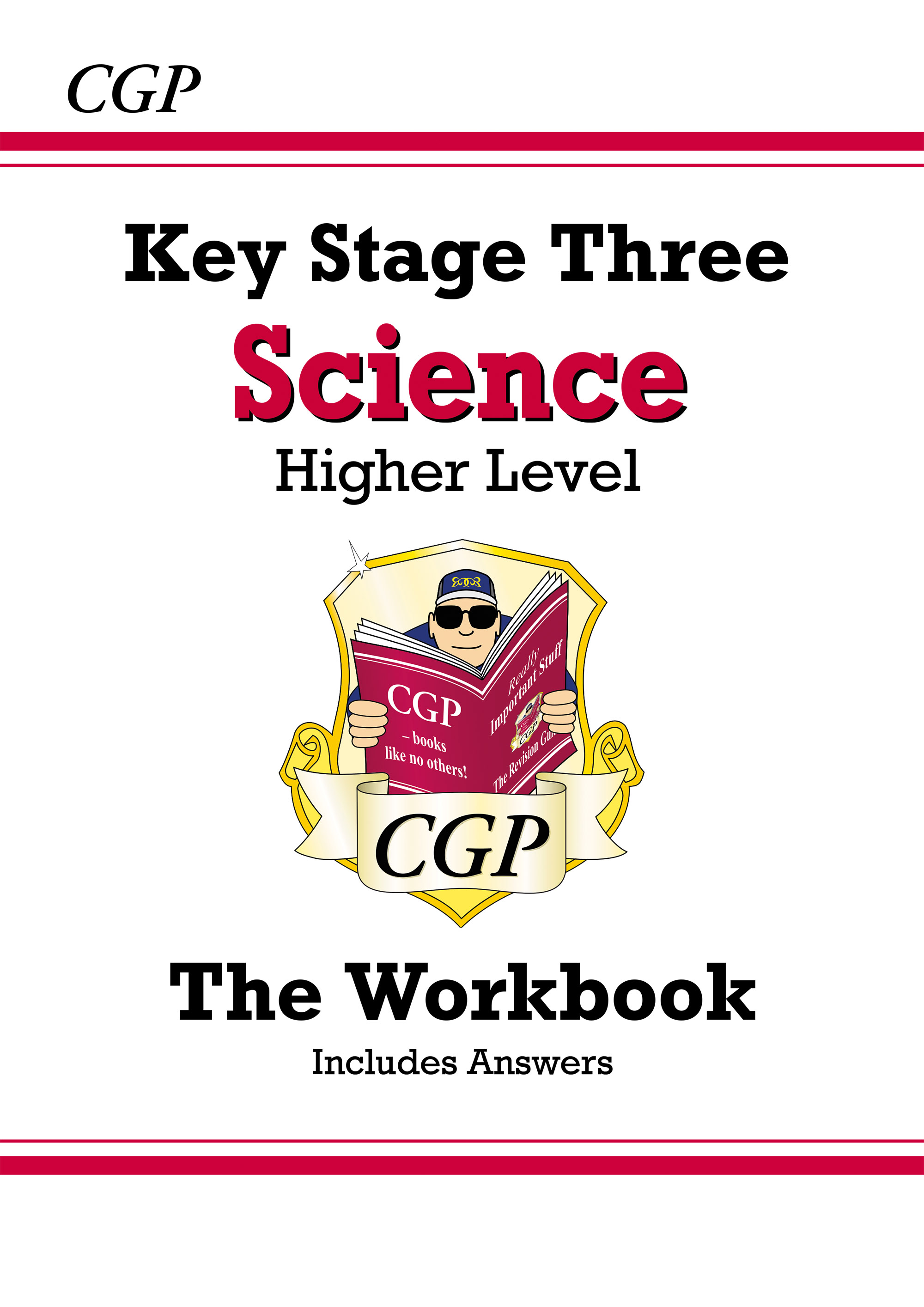SHW32BD - KS3 Science Workbook (with answers) - Online Edition