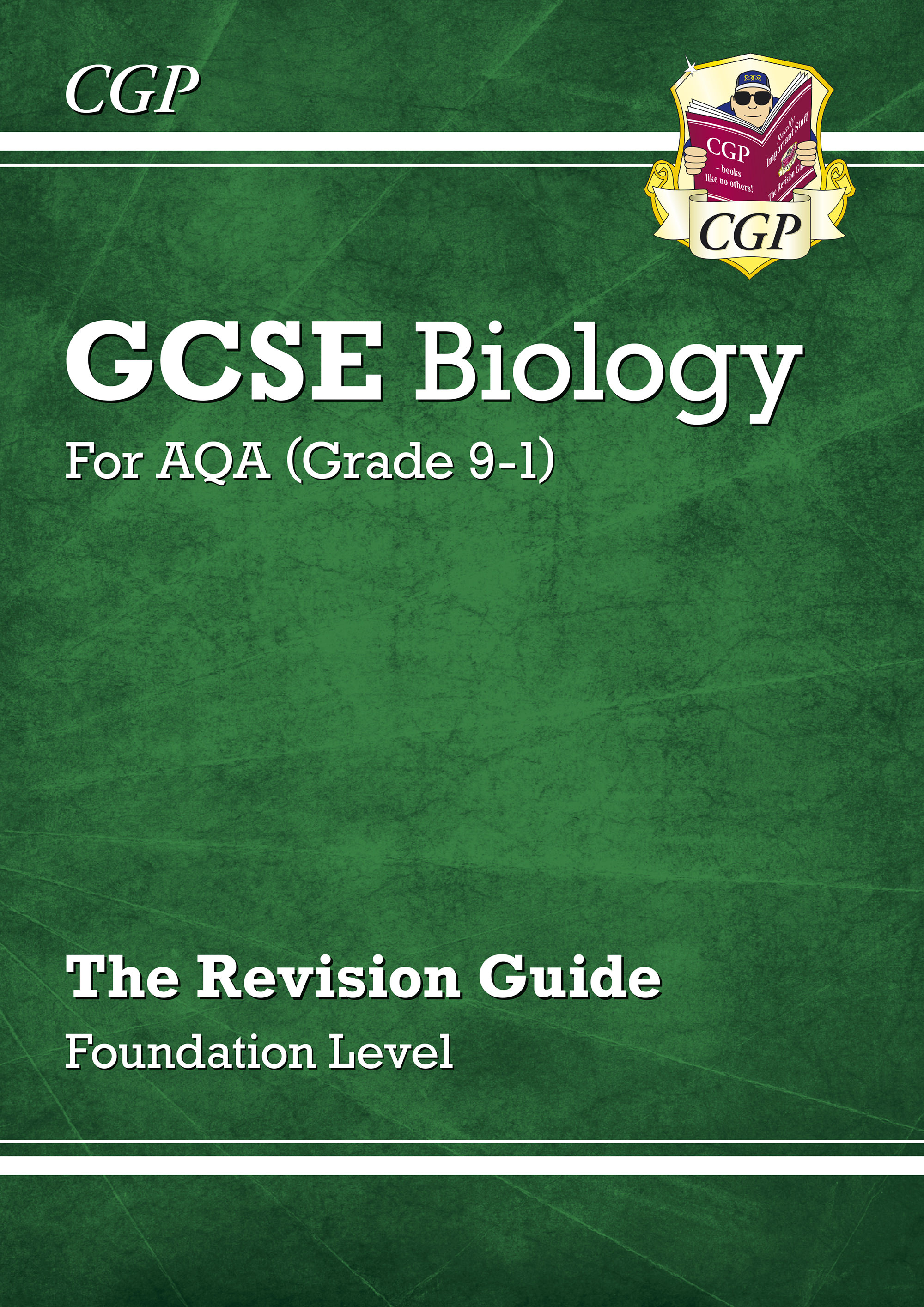 BAFR41DK - New Grade 9-1 GCSE Biology: AQA Revision Guide - Foundation