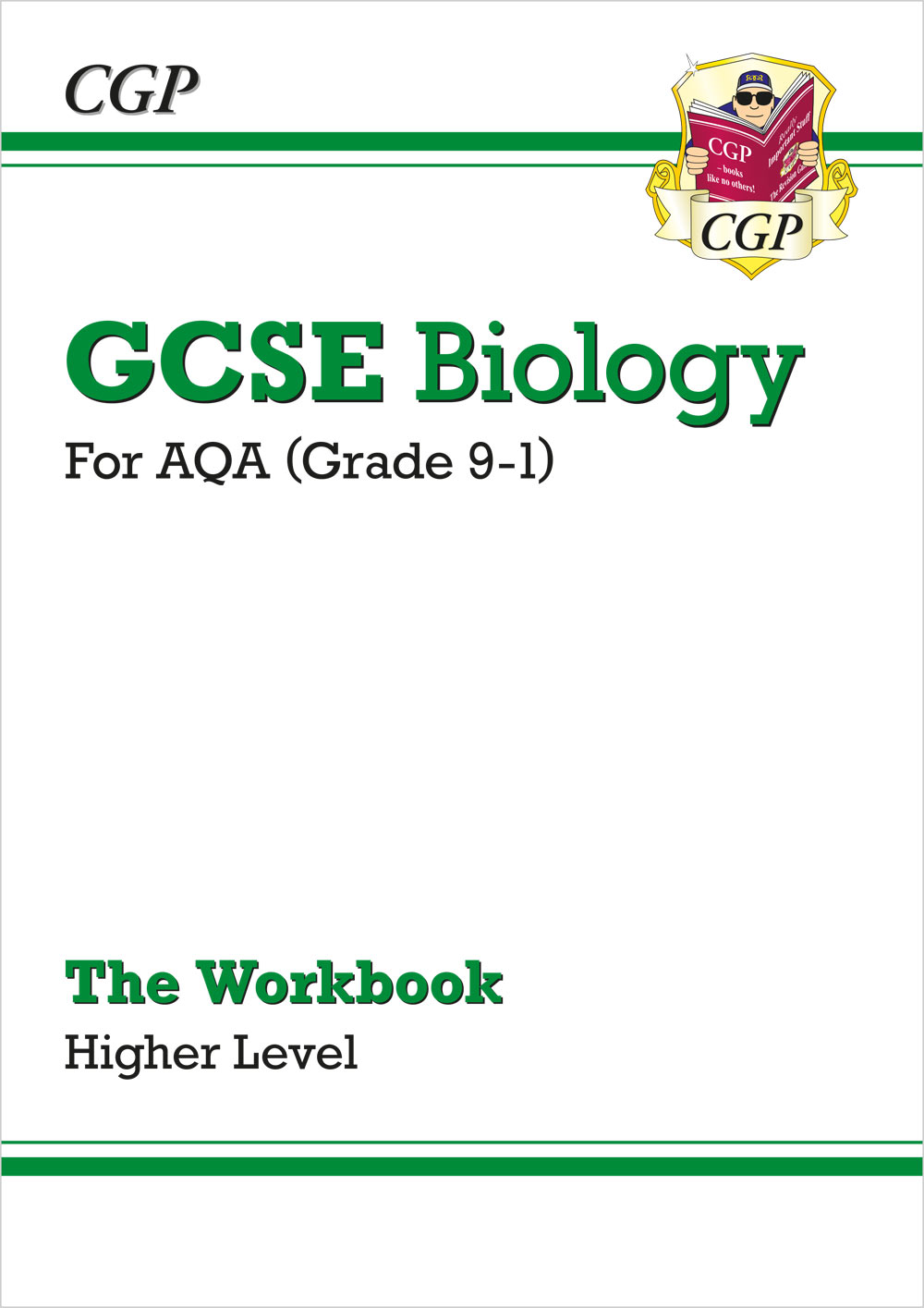 BAHW41 - Grade 9-1 GCSE Biology: AQA Workbook - Higher