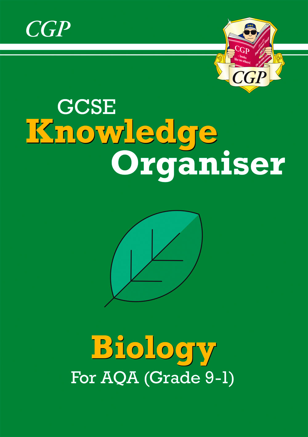 BANO41 - New GCSE Knowledge Organiser: AQA Biology (Grade 9-1)