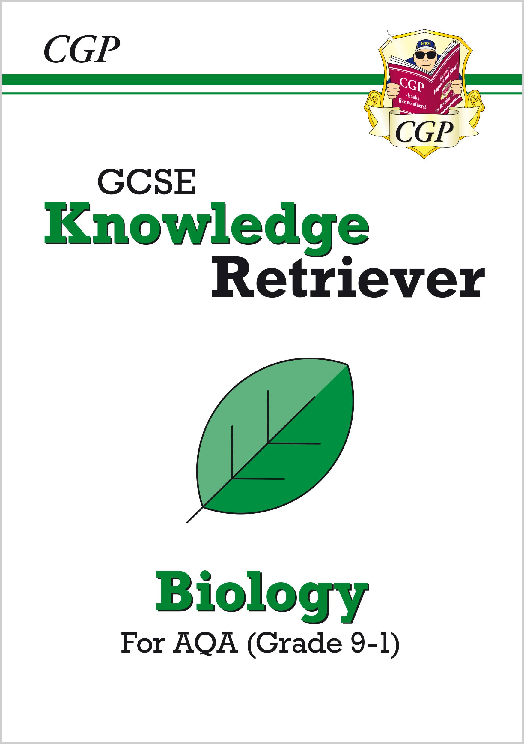 BANR41 - New GCSE Knowledge Retriever: AQA Biology (Grade 9-1)
