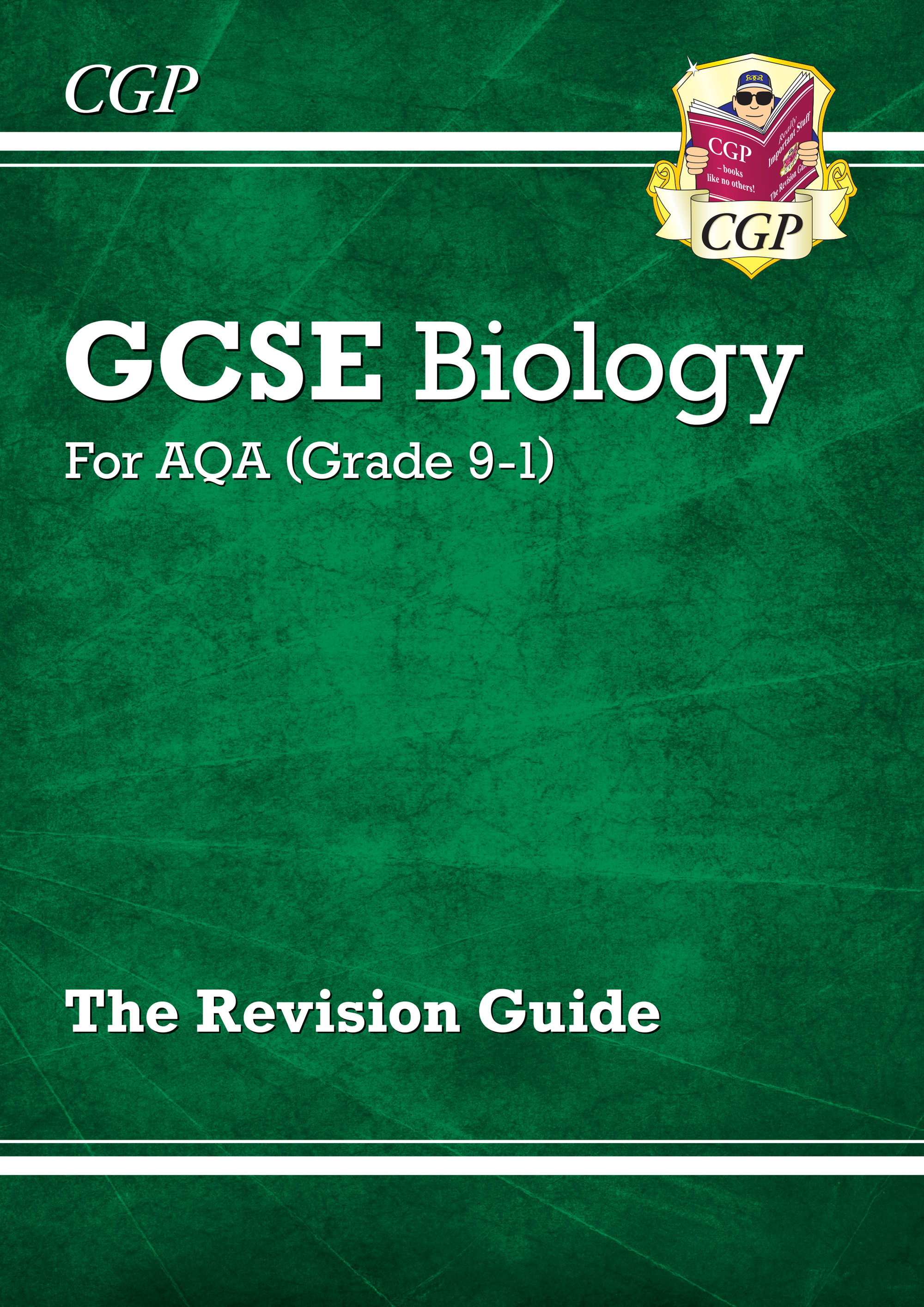 BAR45D - Grade 9-1 GCSE Biology: AQA Revision Guide - Higher (Online Edition)